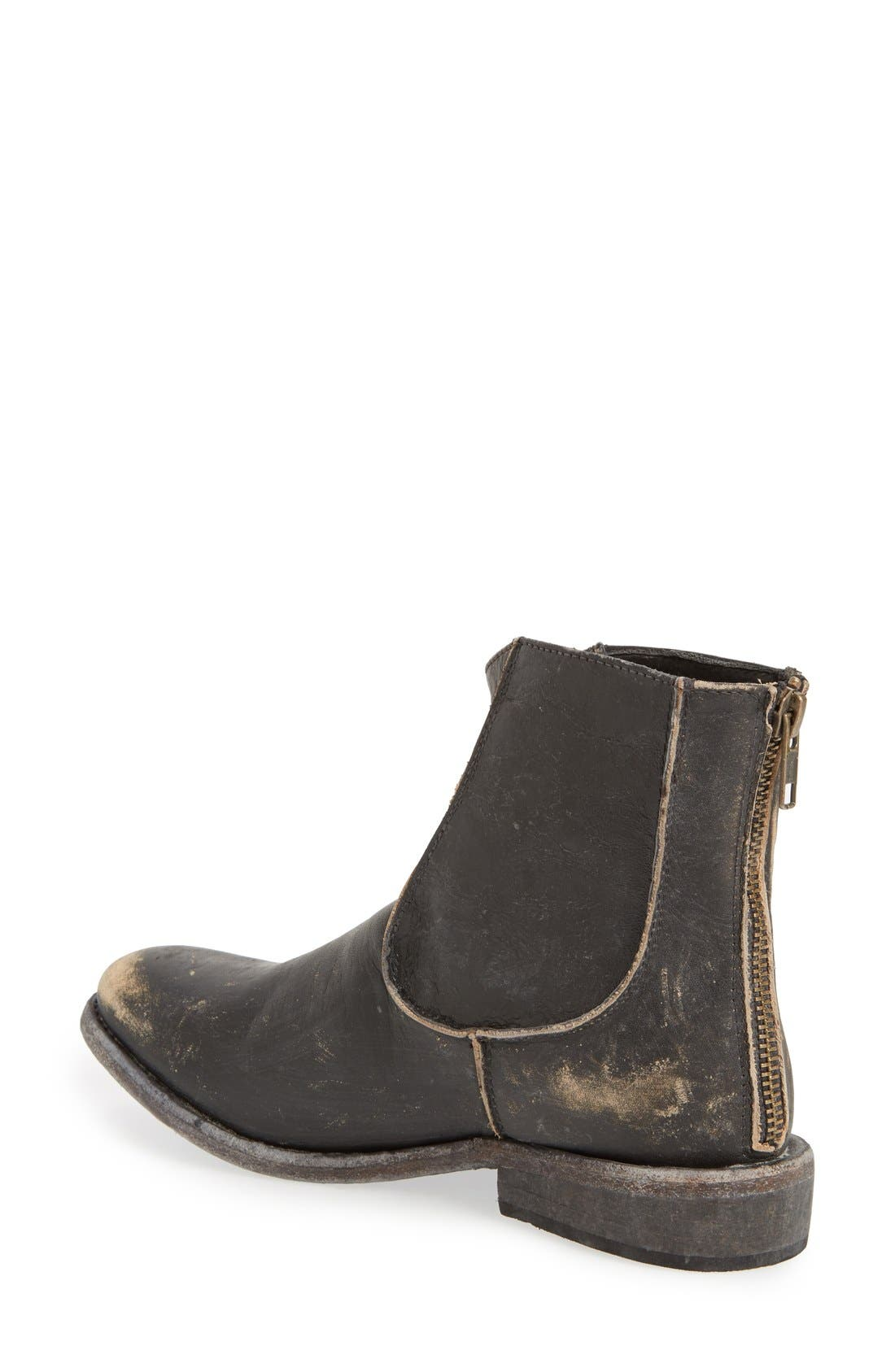 'Gerald' Distressed Bootie,                             Alternate thumbnail 7, color,