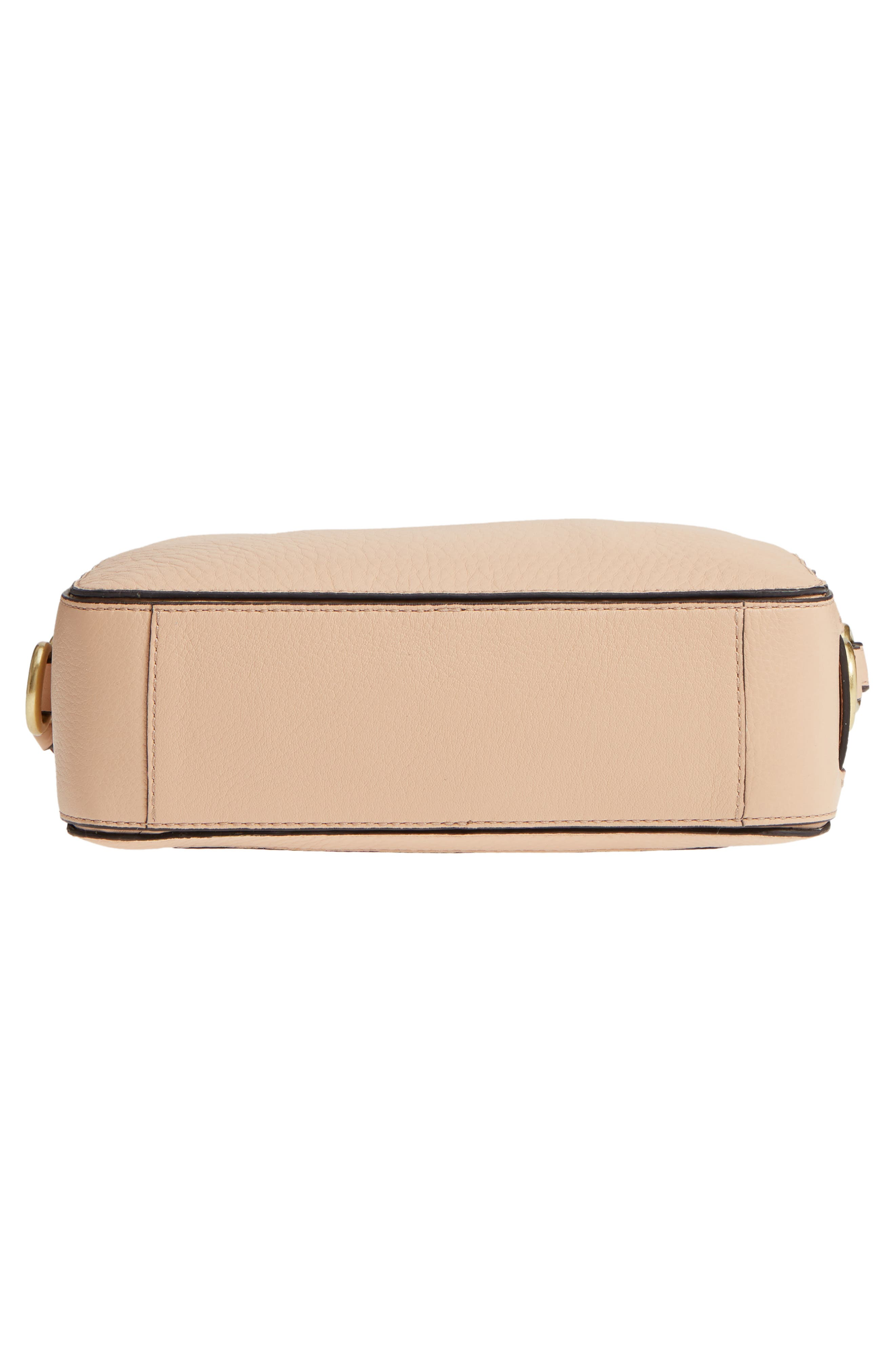 Cassidy RFID Pebbled Leather Camera Bag,                             Alternate thumbnail 23, color,