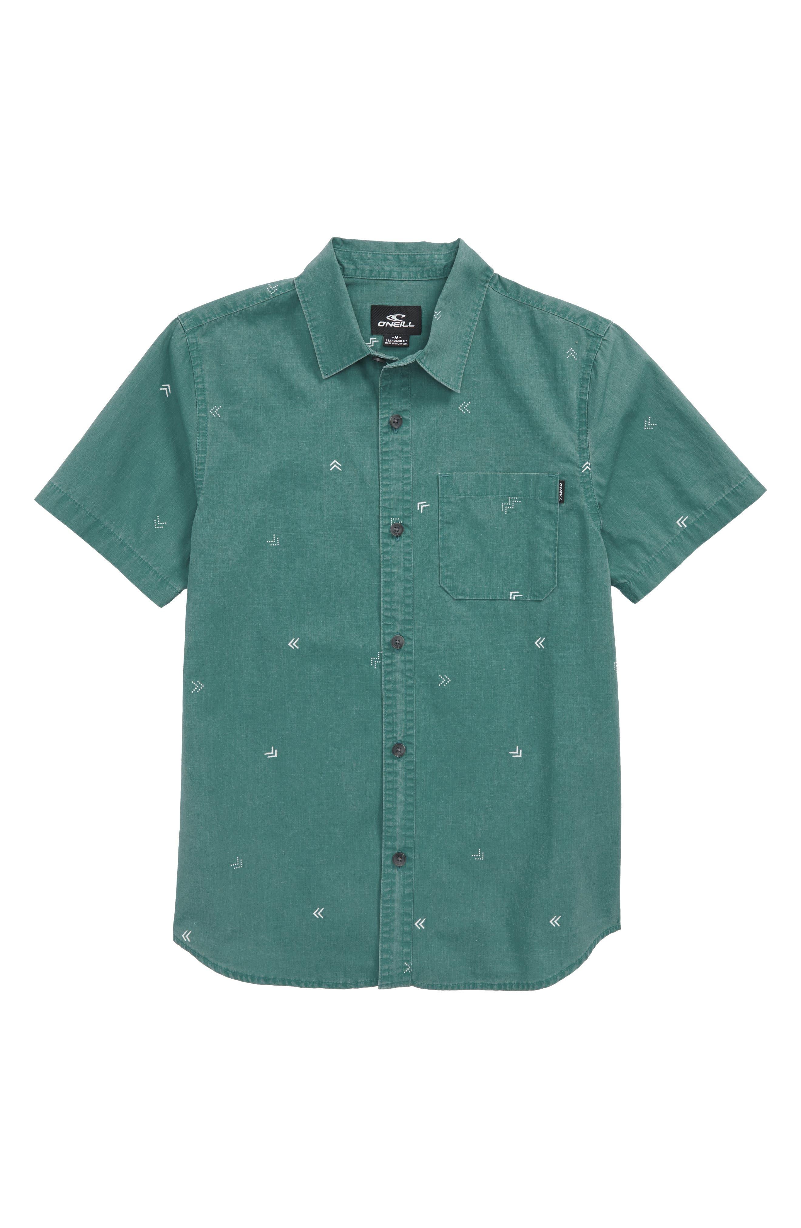 Kruger Woven Shirt,                             Main thumbnail 1, color,                             325