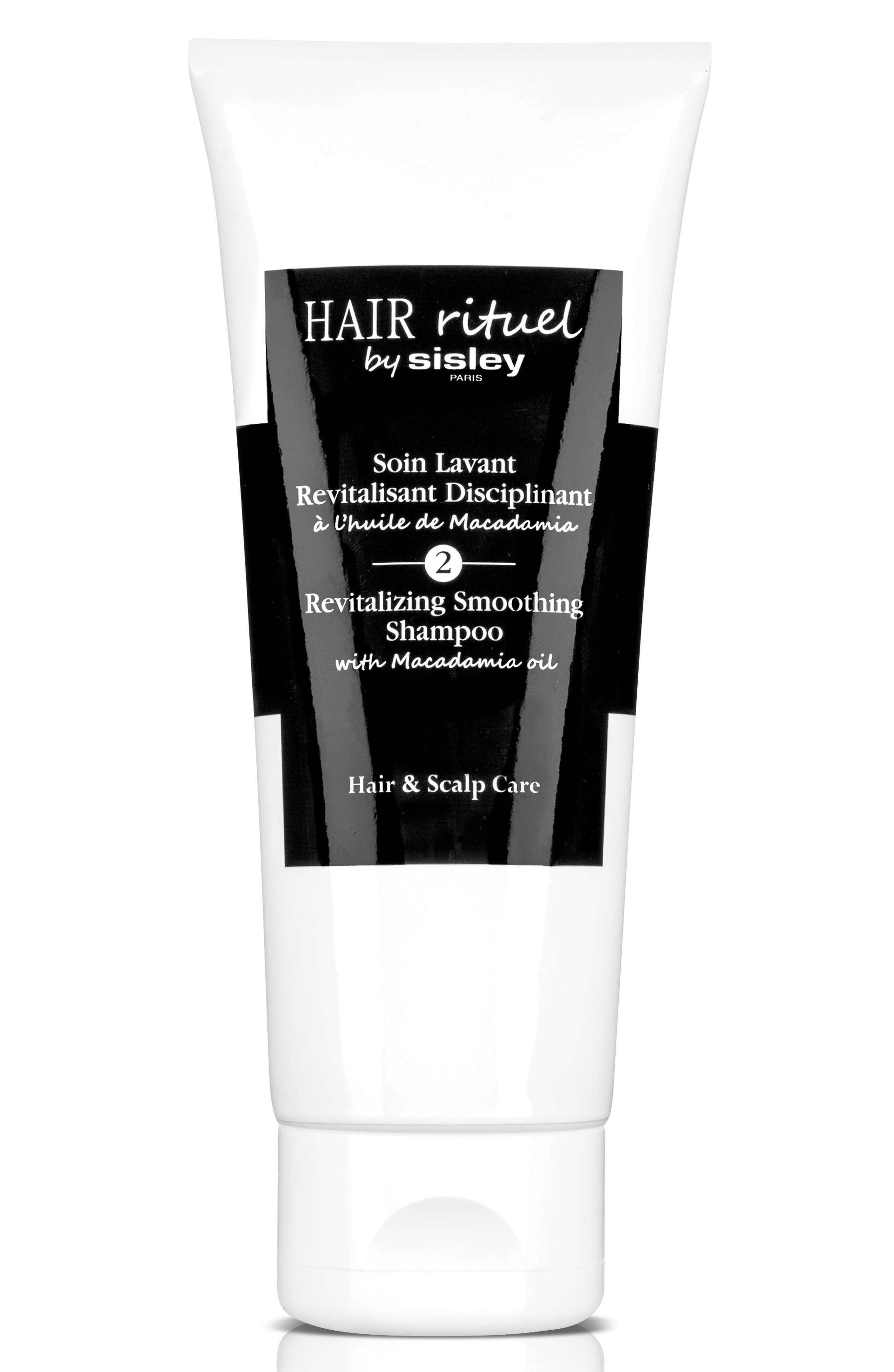 Revitalizing Smoothing Shampoo with Macadamia Oil,                             Main thumbnail 1, color,                             NO COLOR