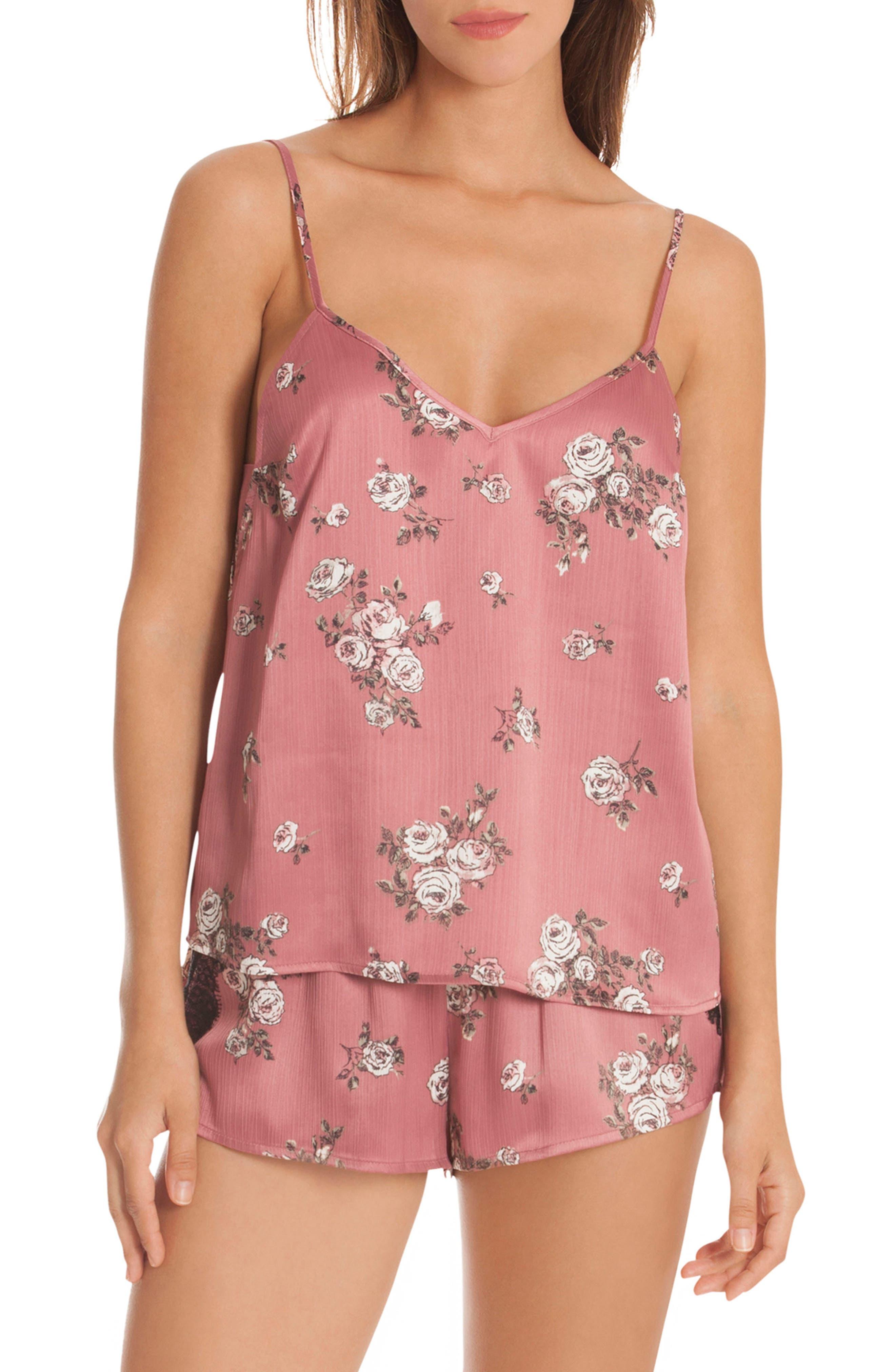 Tegan Short Pajamas,                             Main thumbnail 1, color,                             650