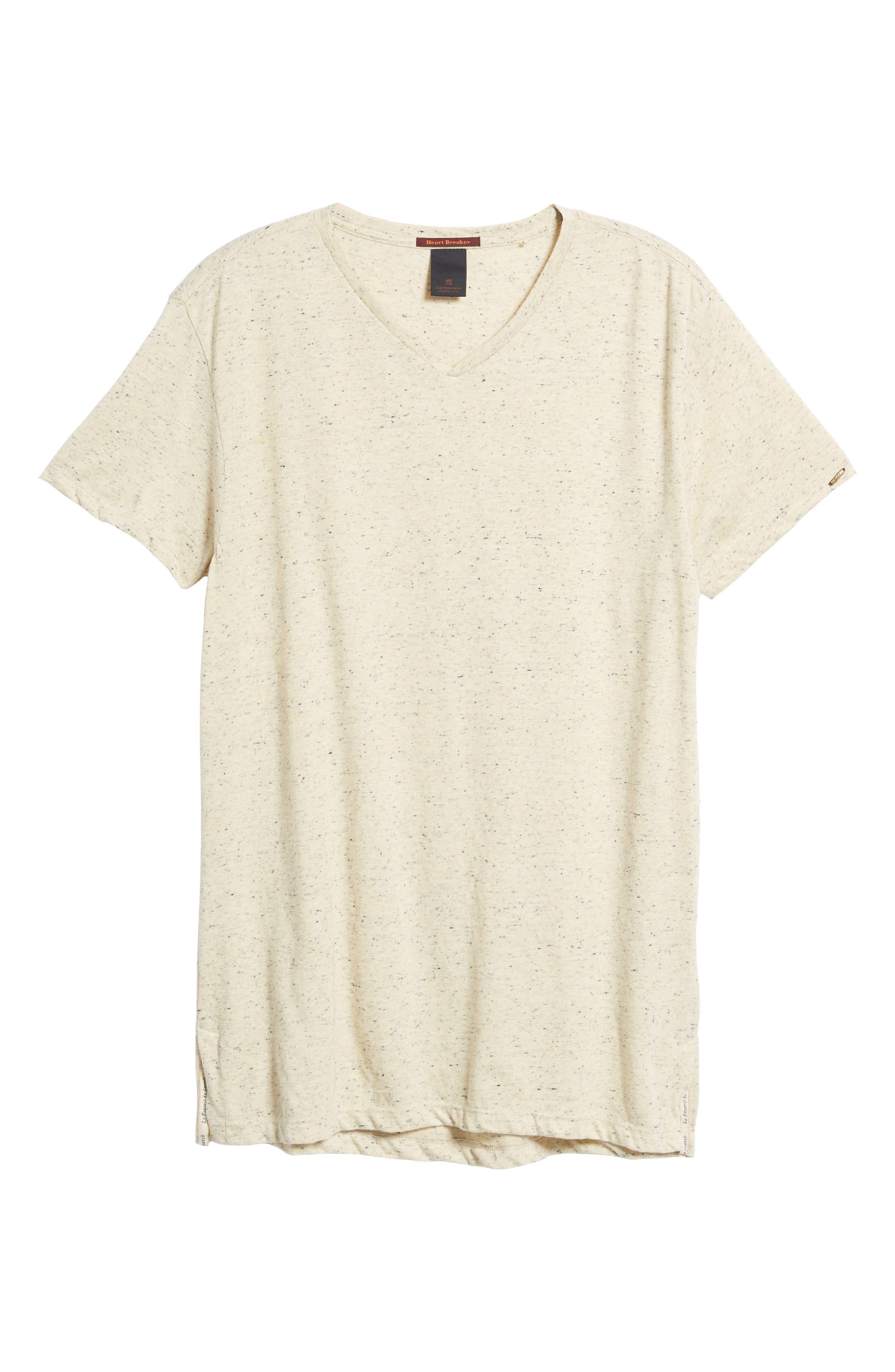 Mélange Jersey T-Shirt,                             Alternate thumbnail 17, color,