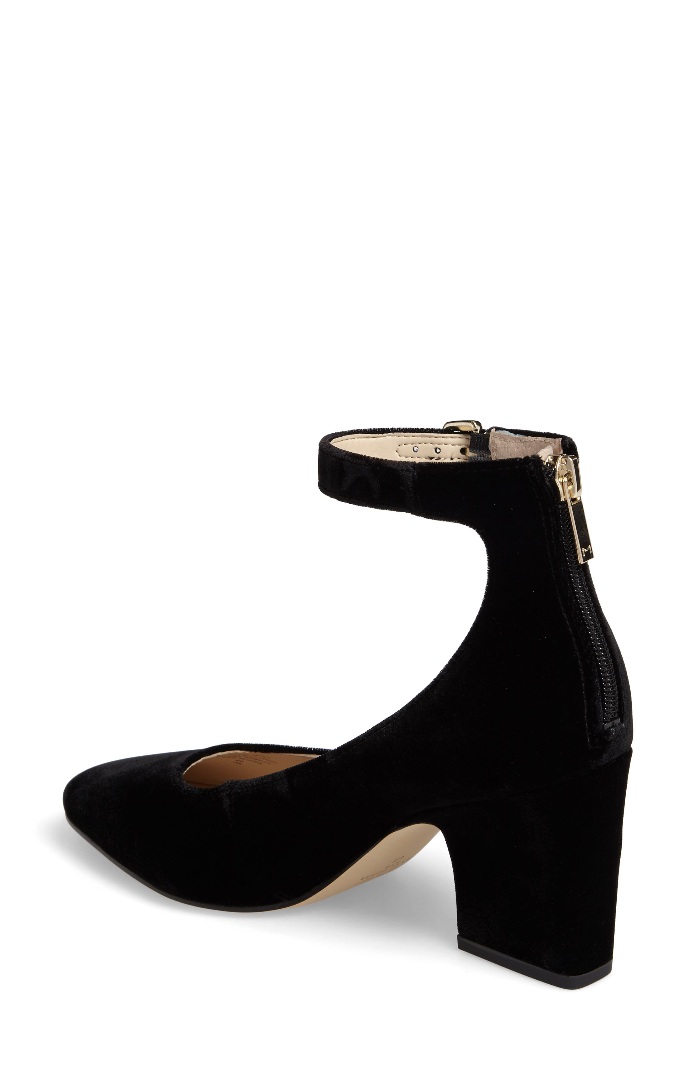 Anisy Ankle Strap Pump,                             Alternate thumbnail 7, color,