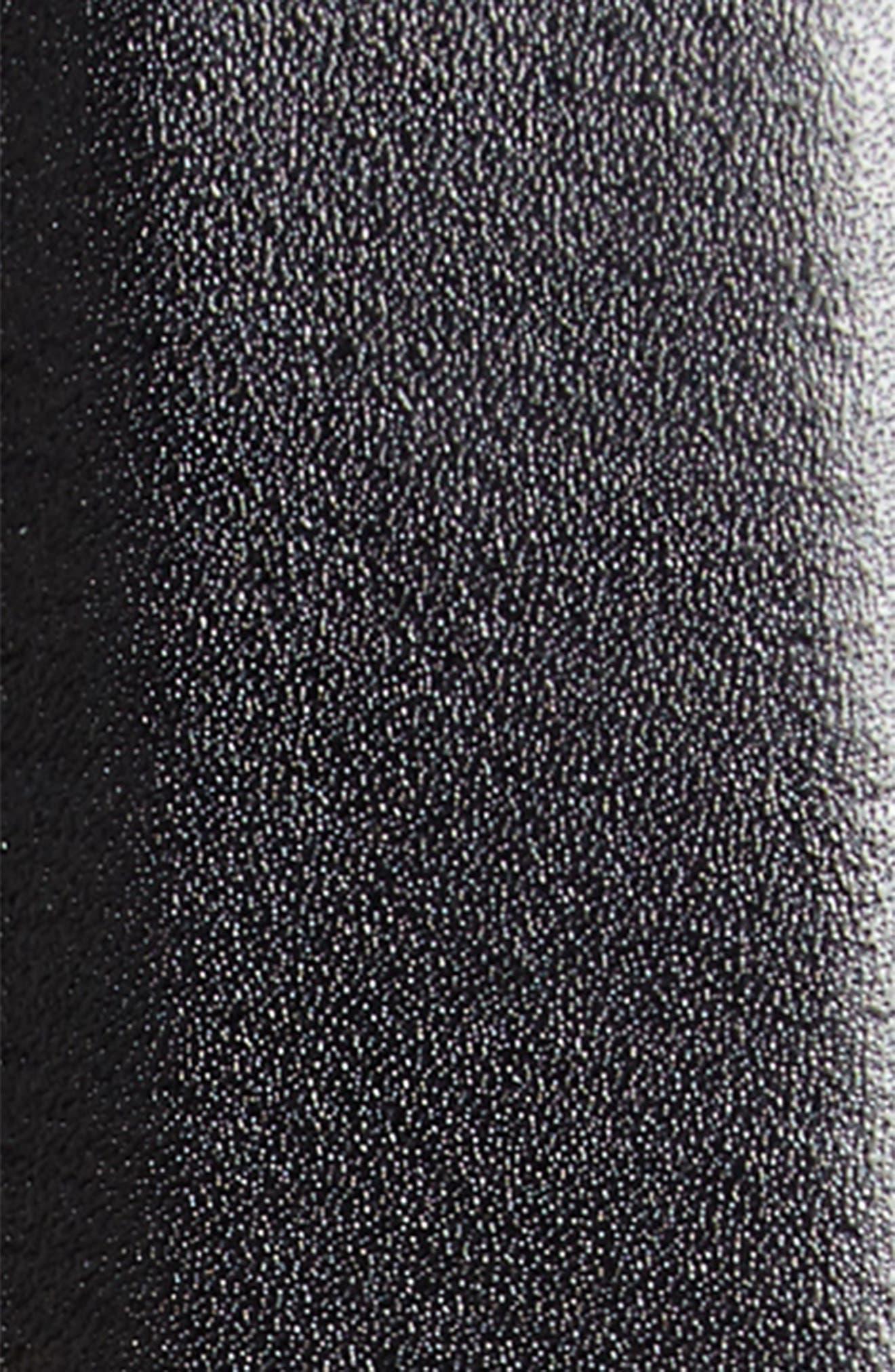 Astor Reversible Leather Belt,                             Alternate thumbnail 3, color,                             BLACK