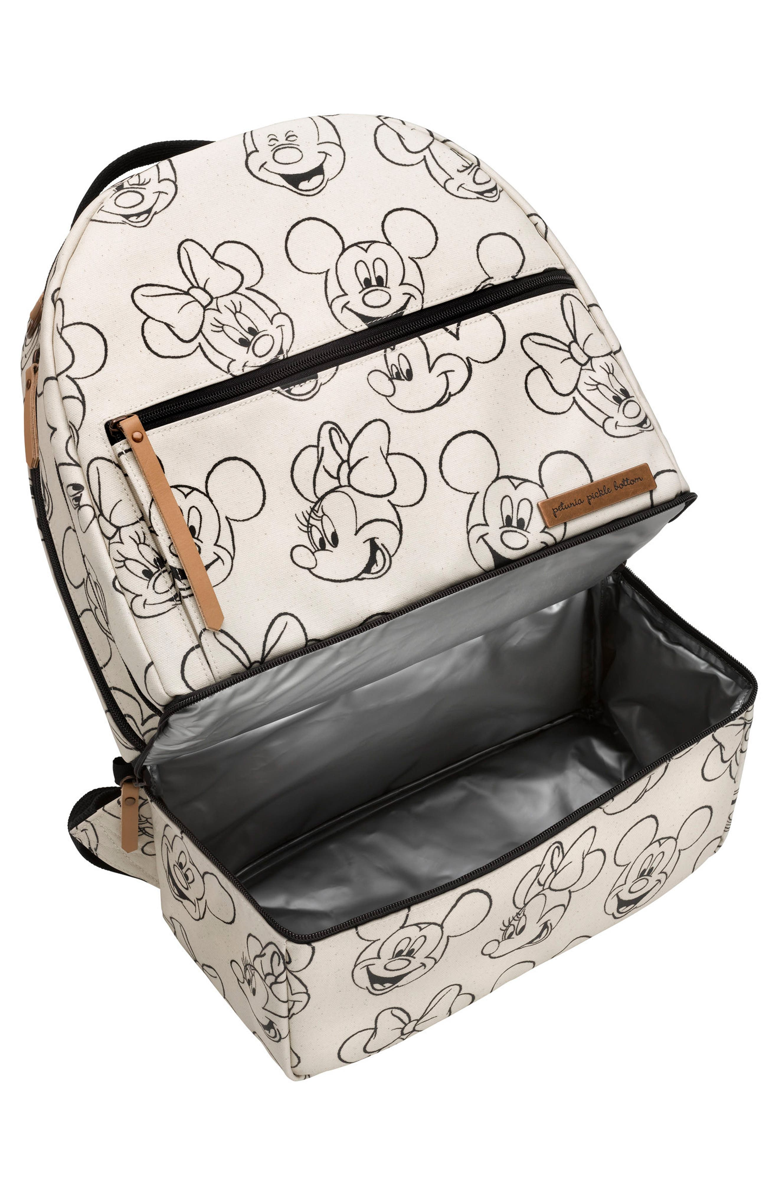 x Disney<sup>®</sup> Axis Backpack,                             Alternate thumbnail 3, color,                             SKETCHBOOK MICKEY AND MINNIE