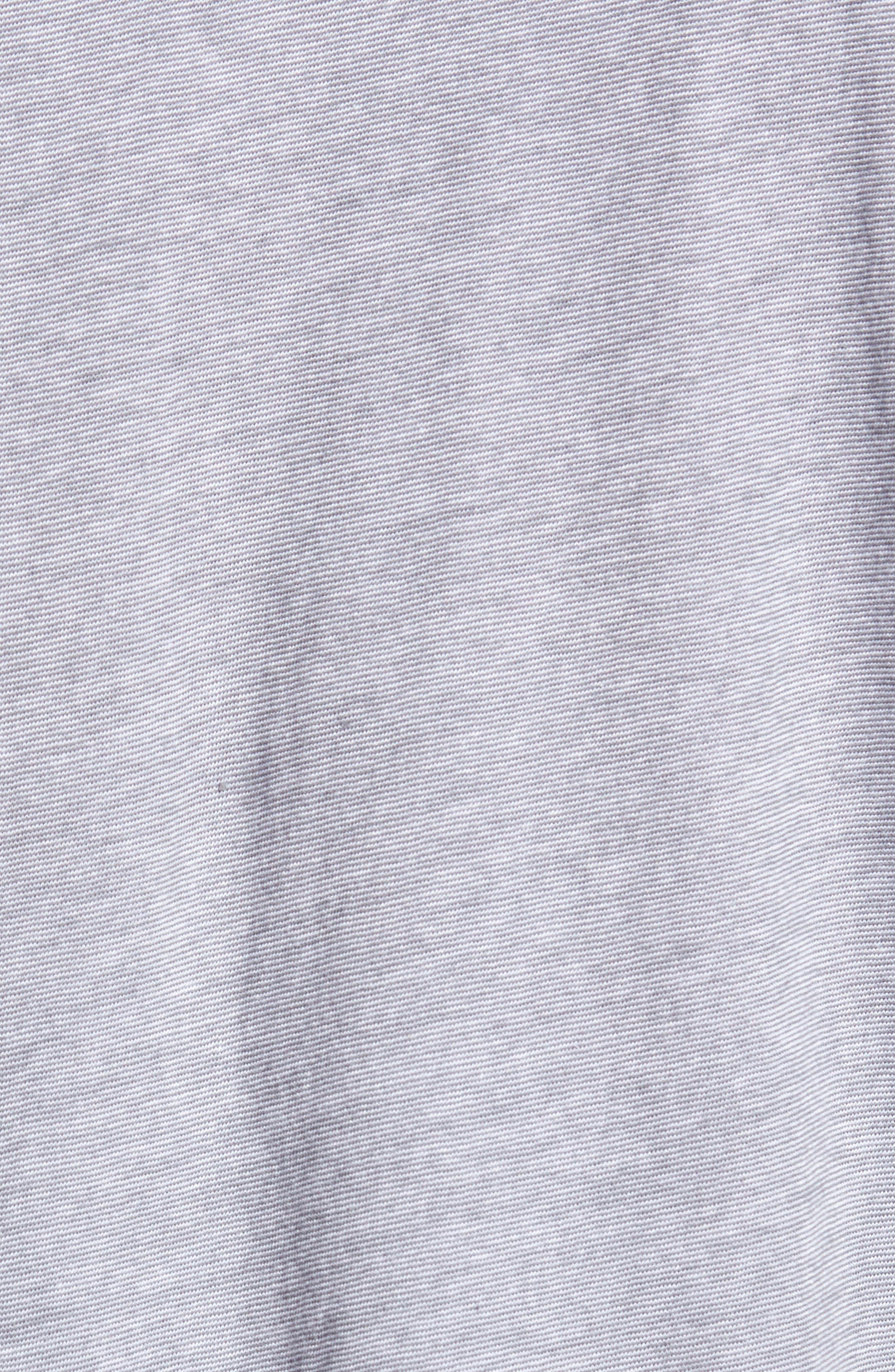 Stripe Henley,                             Alternate thumbnail 5, color,                             030