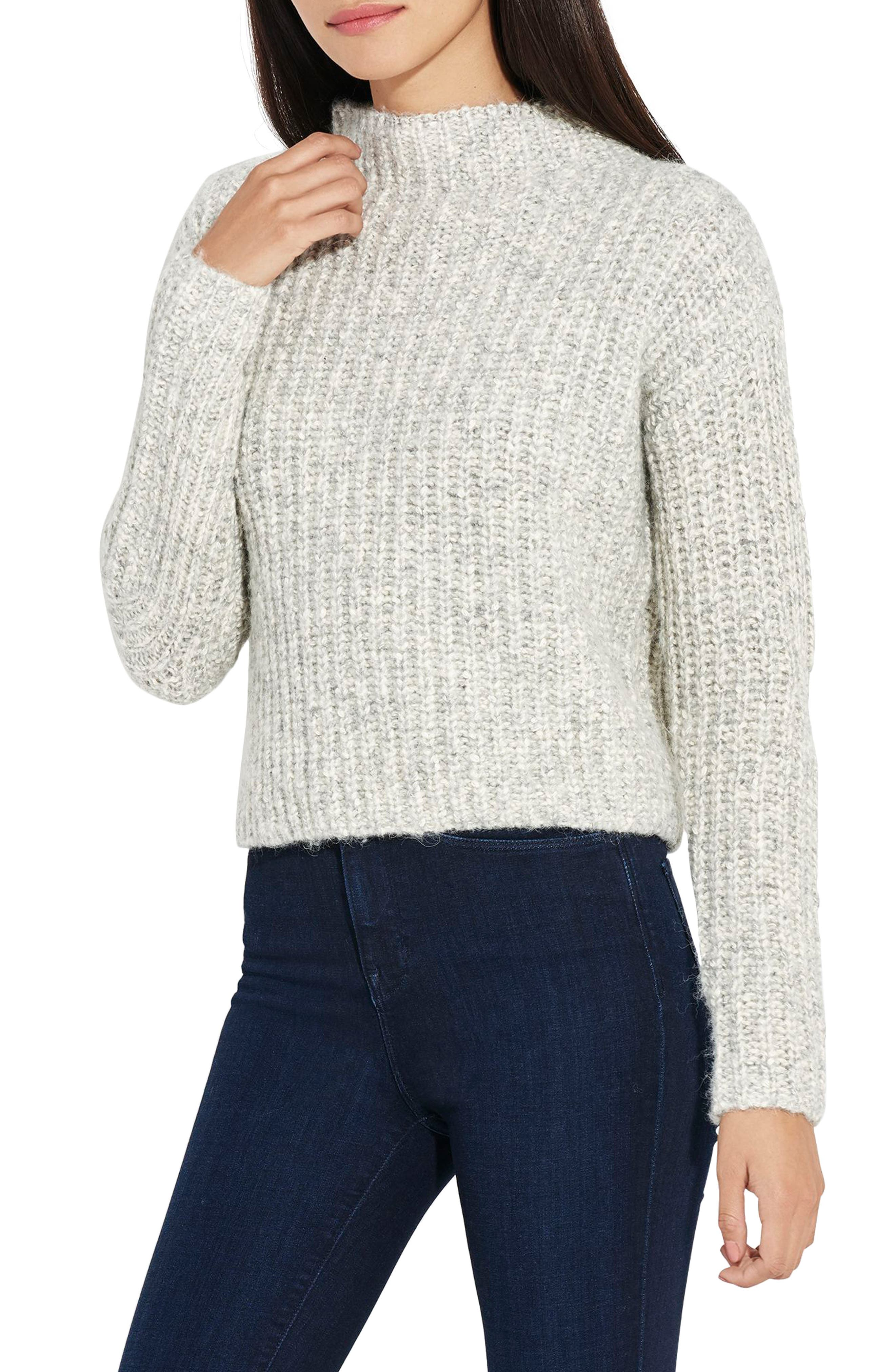 The Puffball Sweater,                             Alternate thumbnail 3, color,                             090