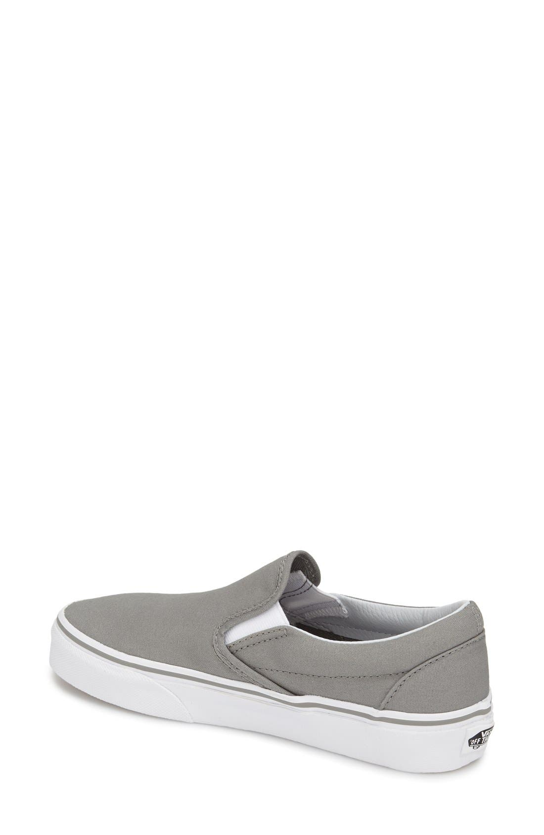 Classic Slip-On Sneaker,                             Alternate thumbnail 138, color,
