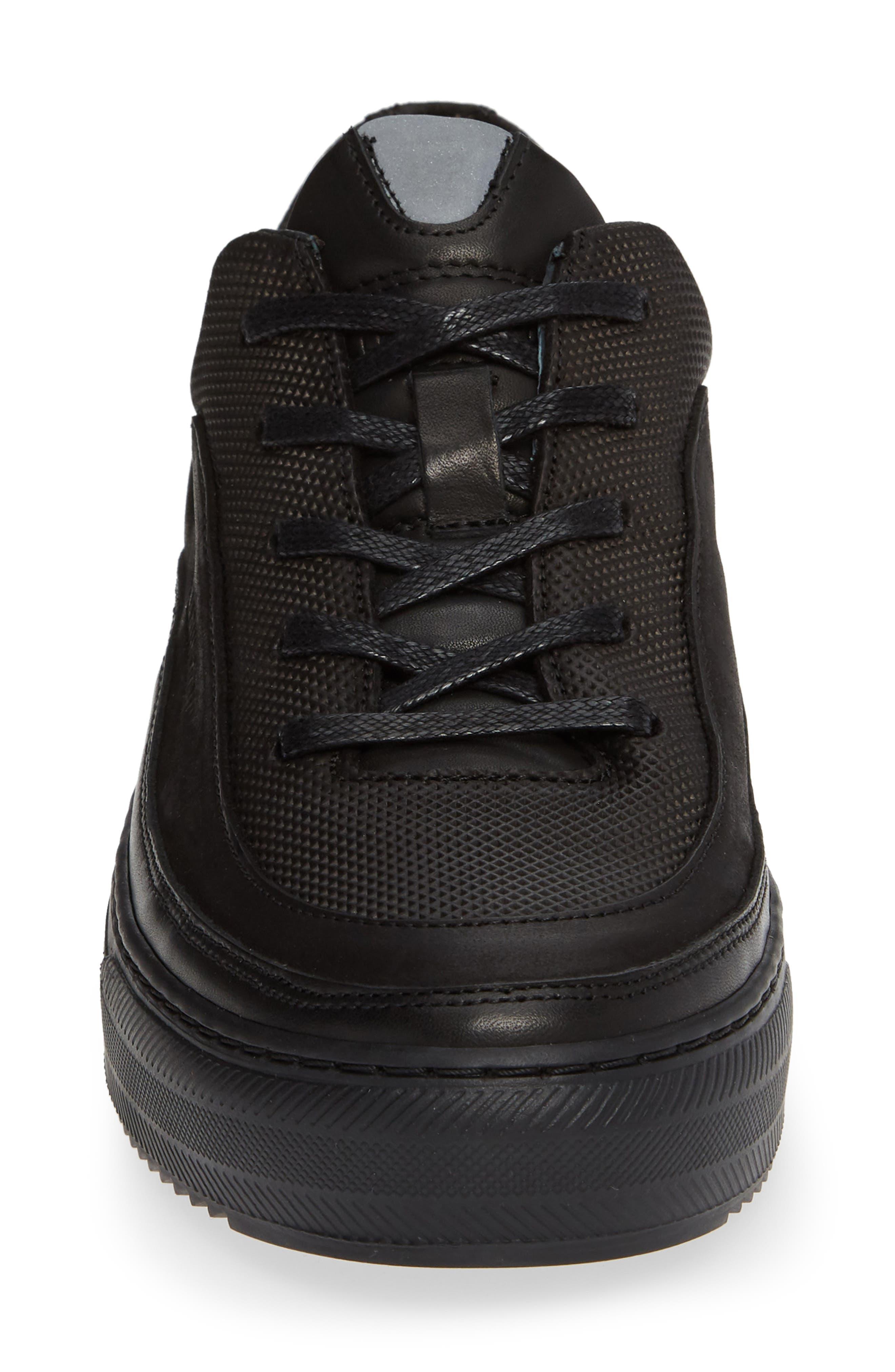 Bullet Sneaker,                             Alternate thumbnail 4, color,                             BLACK