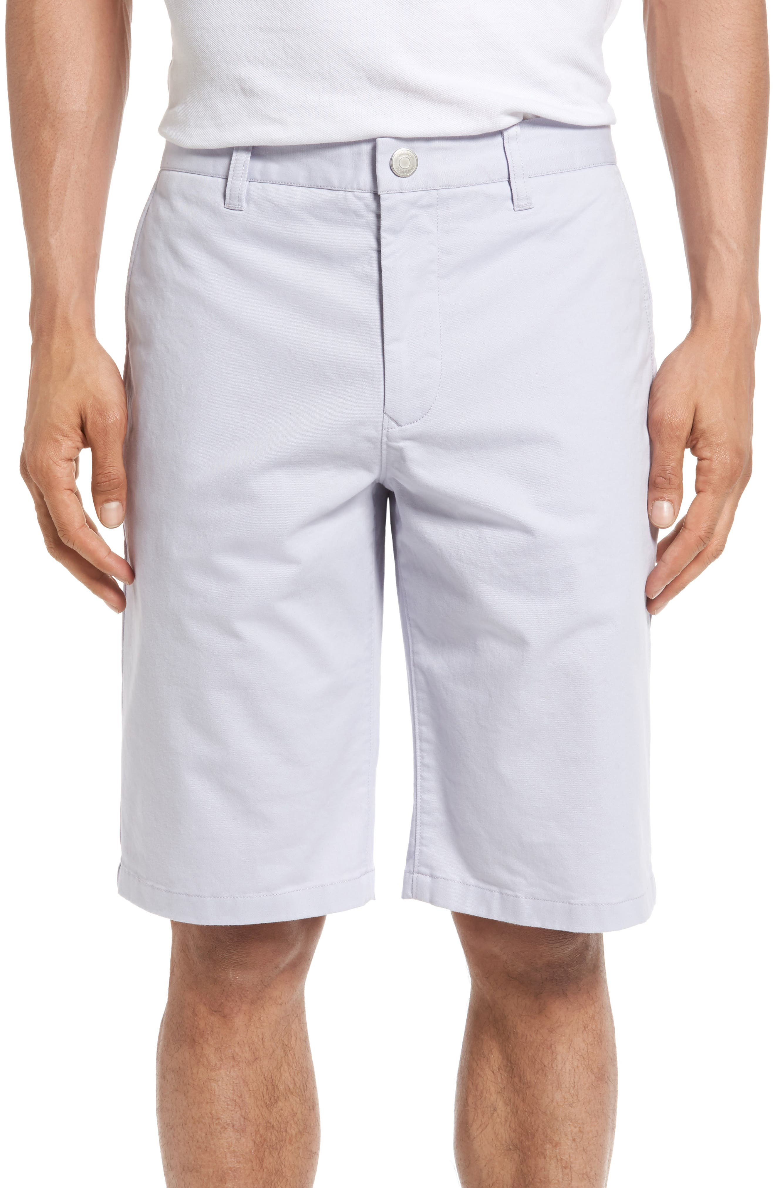 Stretch Washed Chino 11-Inch Shorts,                             Main thumbnail 10, color,
