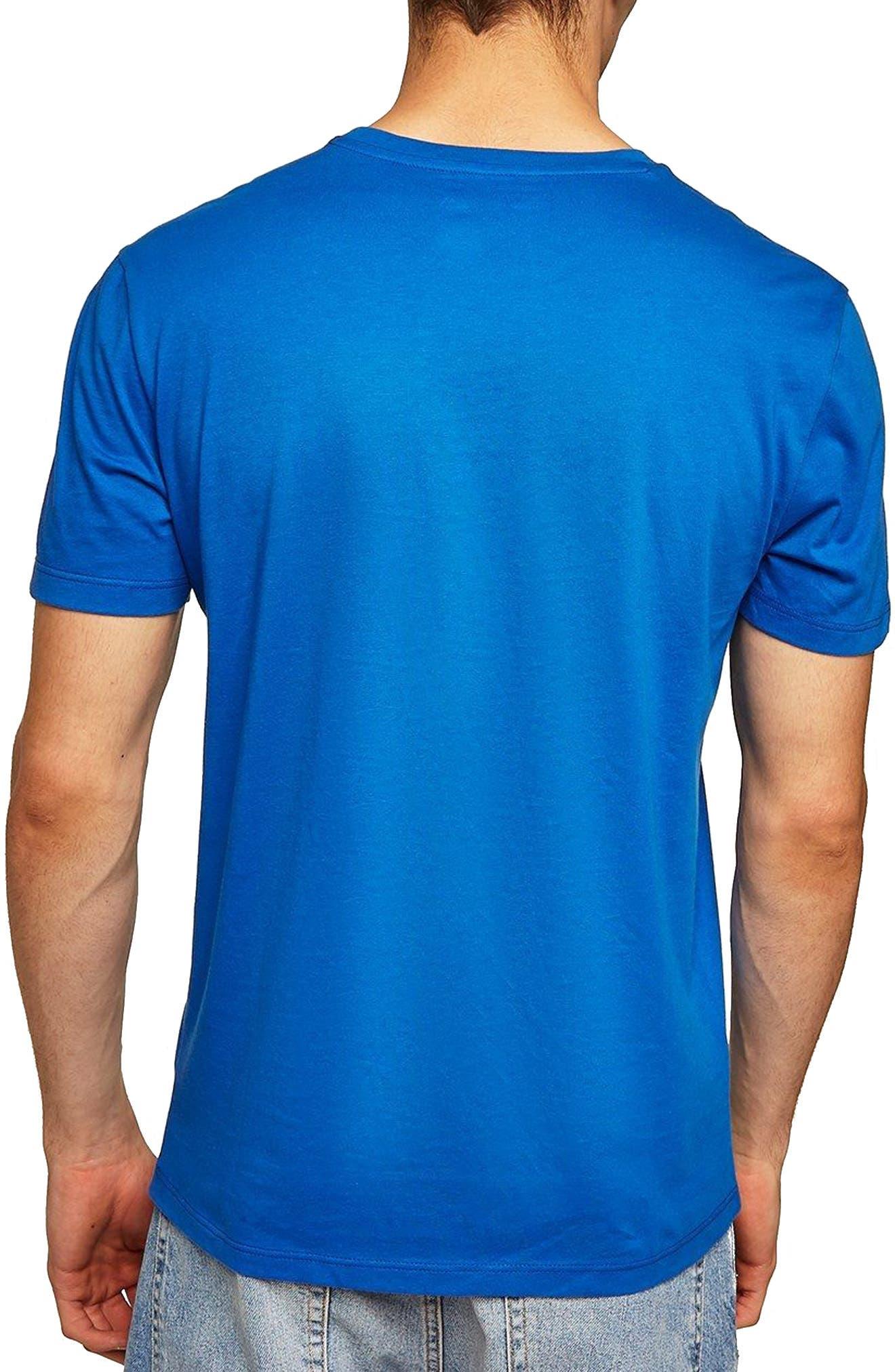 Slim Fit Crewneck T-Shirt,                             Alternate thumbnail 106, color,