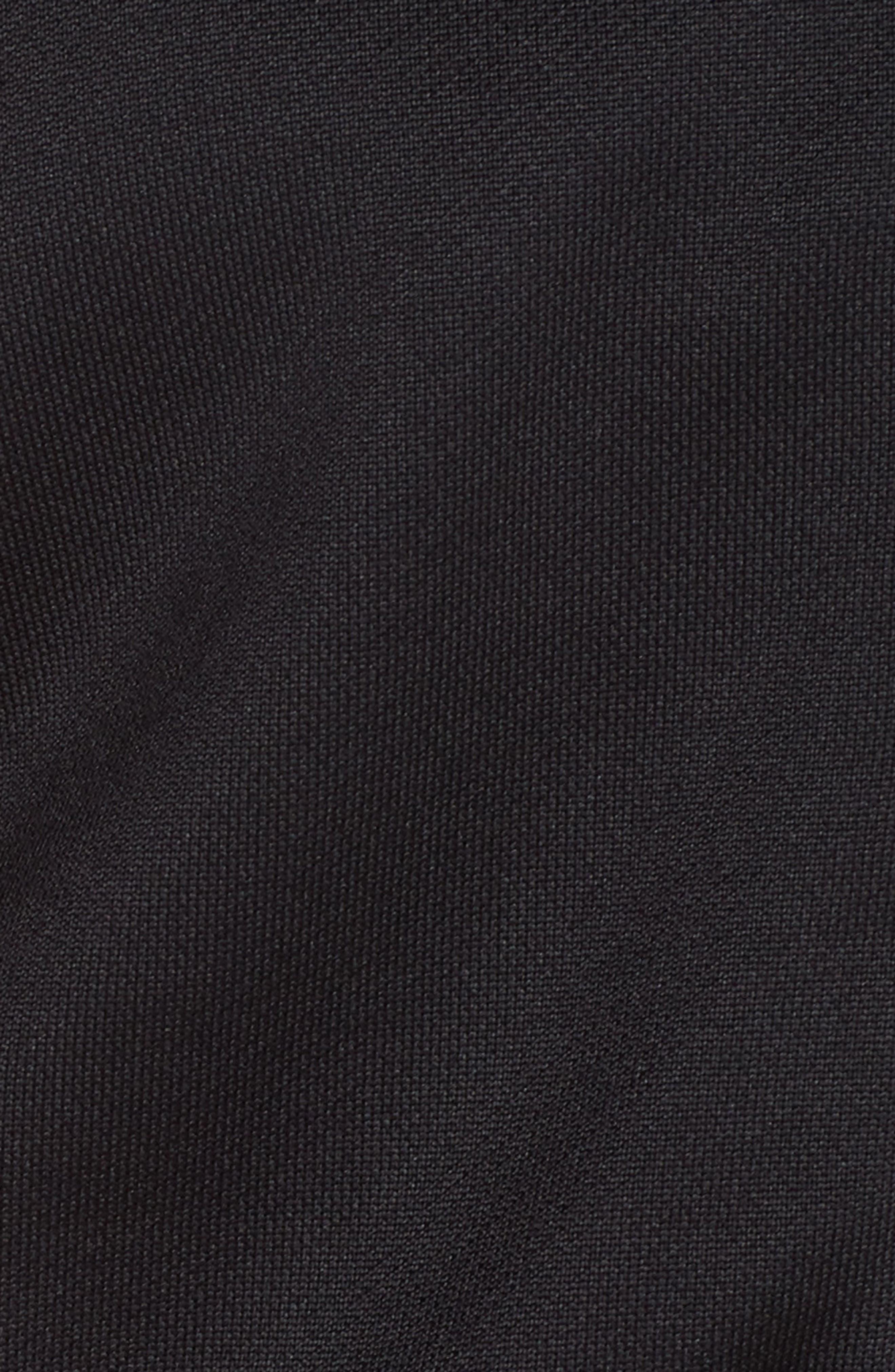 Retro Track Jacket,                             Alternate thumbnail 6, color,                             001
