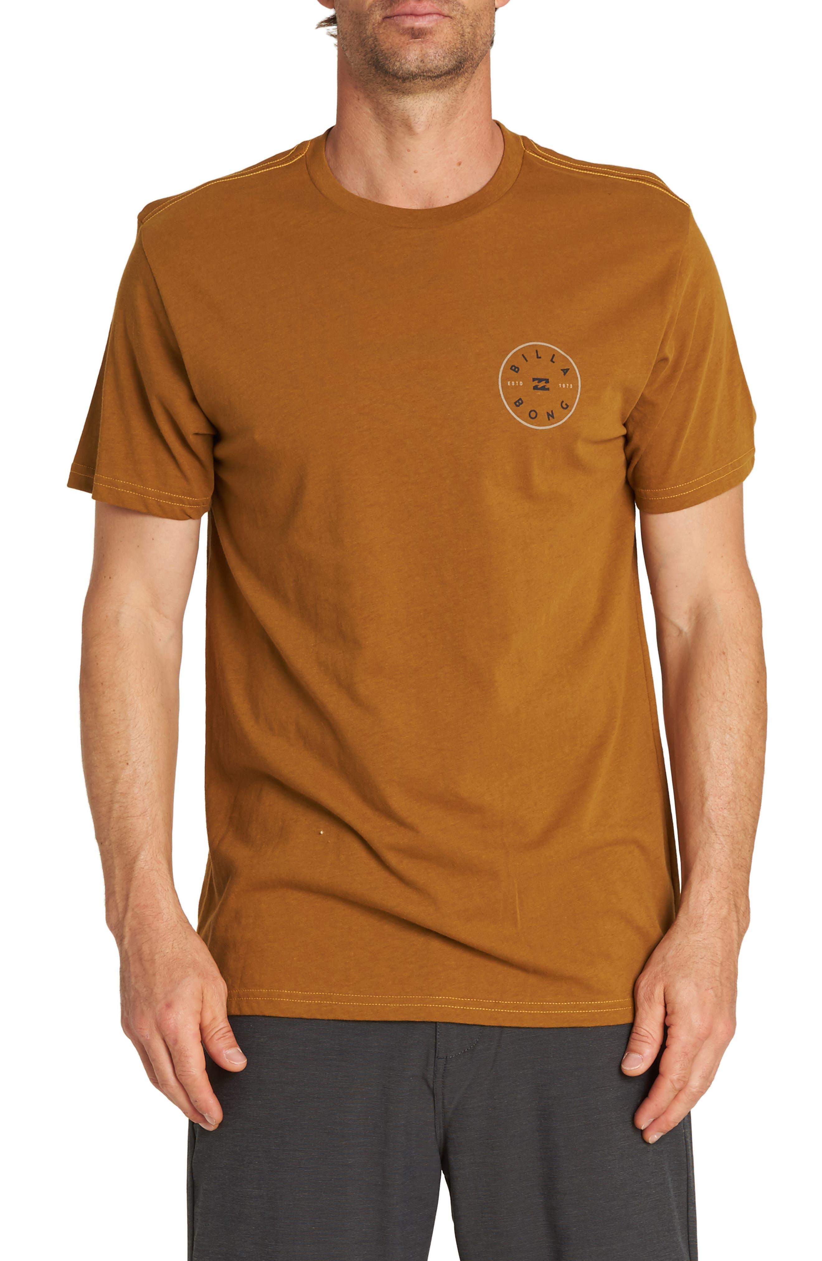 Rotor T-Shirt,                         Main,                         color, DIJON