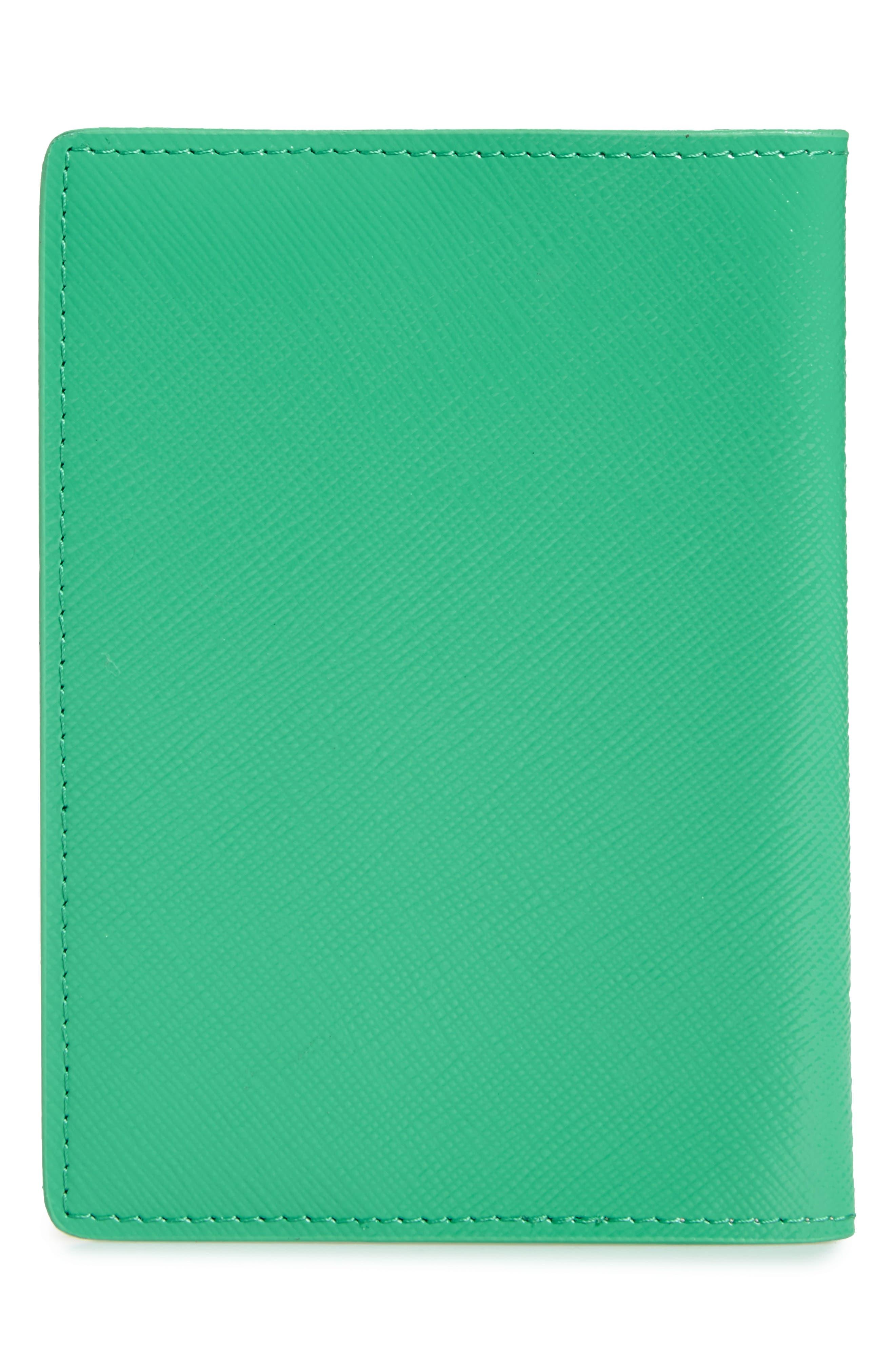 Leather Passport Case,                             Alternate thumbnail 30, color,