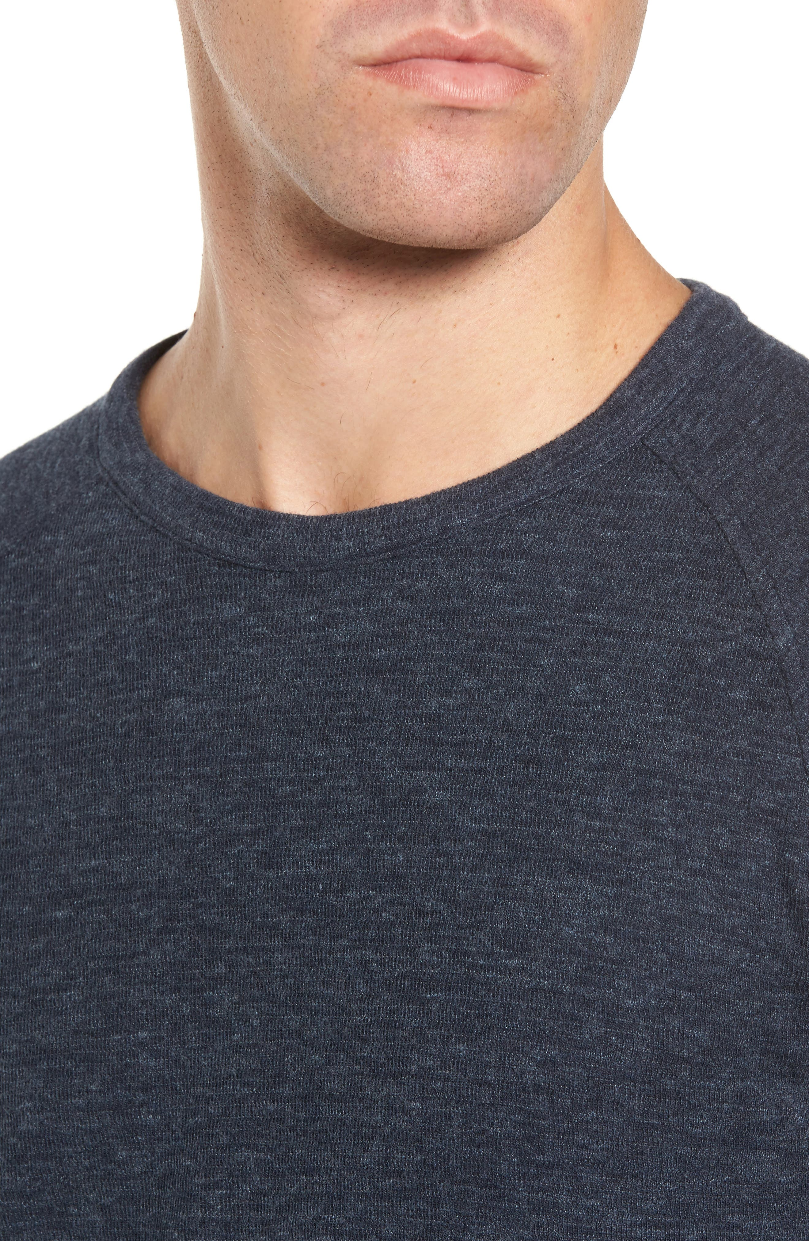 Jensen Double Cloth T-Shirt,                             Alternate thumbnail 4, color,                             411