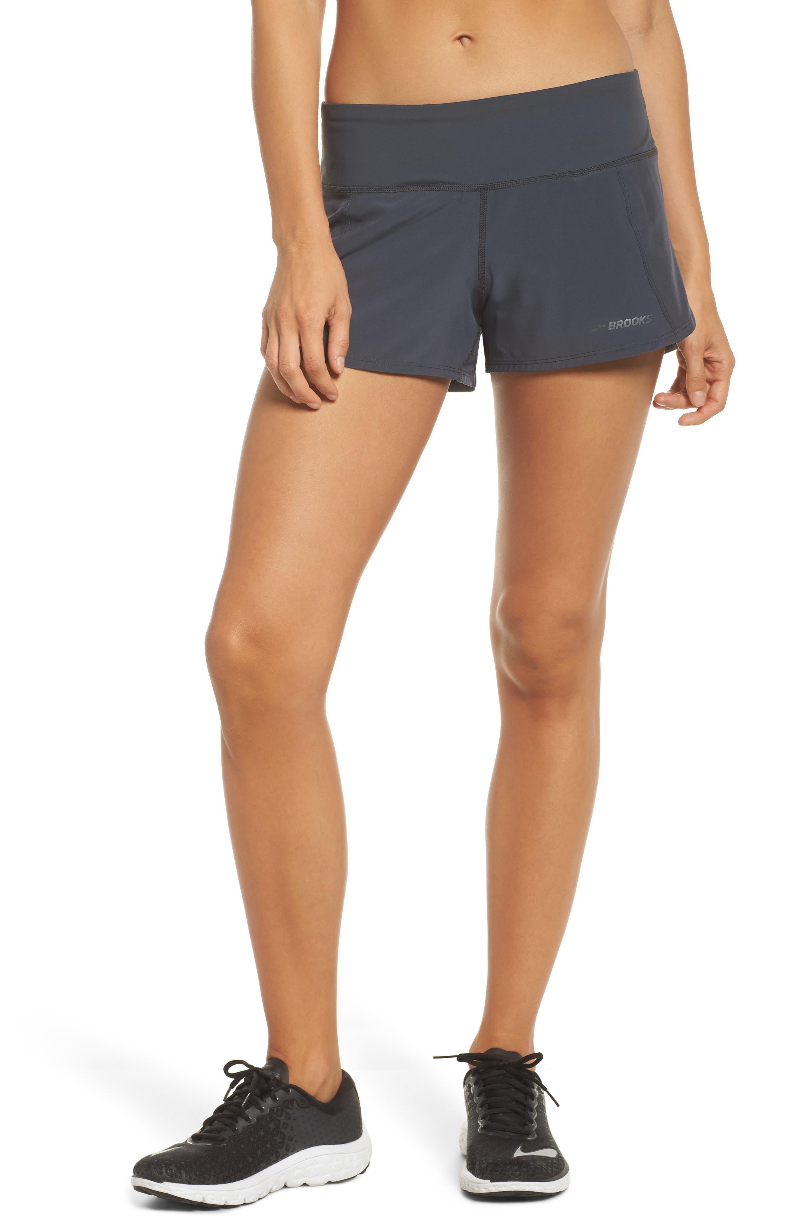 Chaser 3 Shorts,                         Main,                         color, ASPHALT