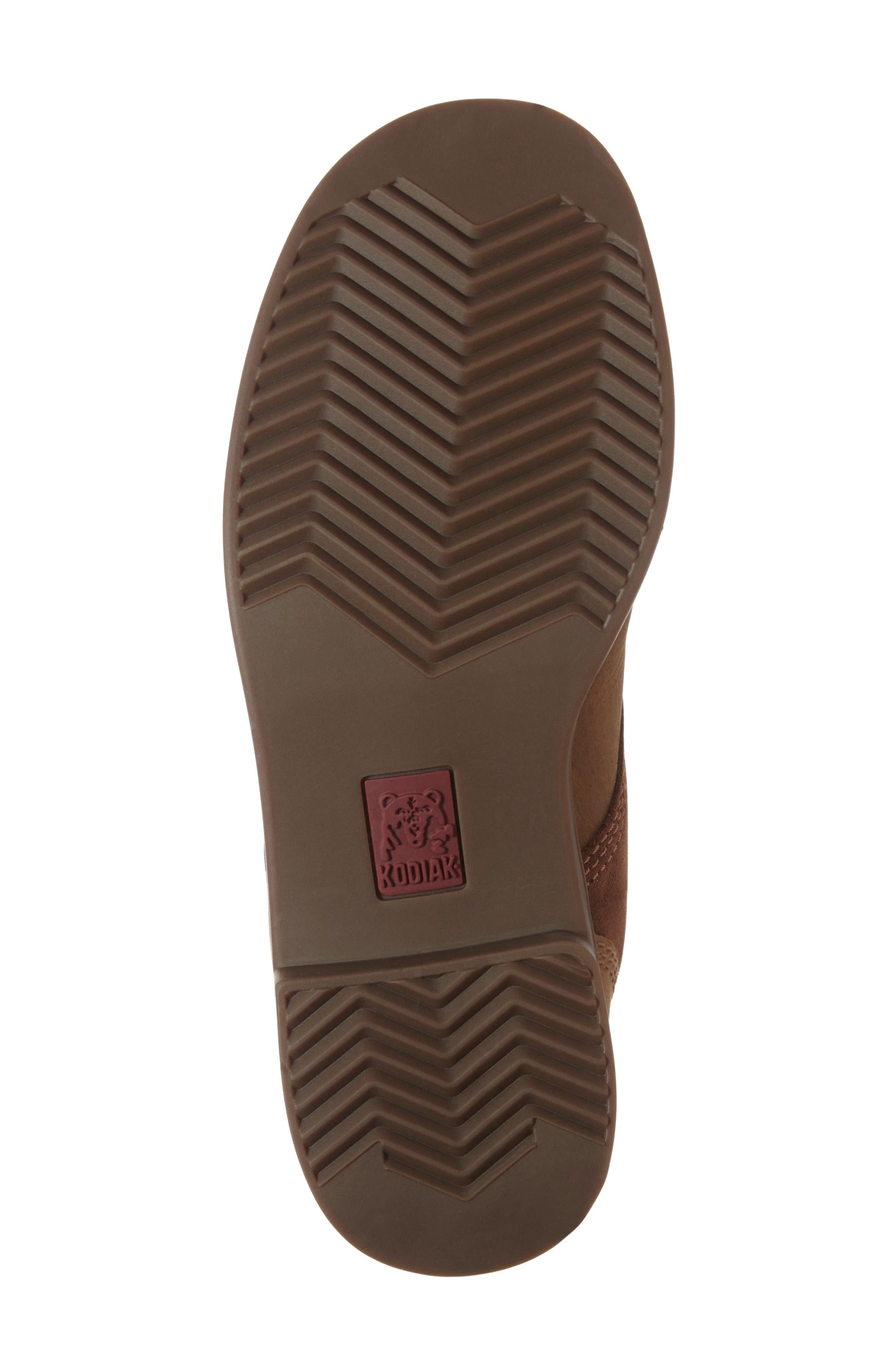 Original Waterproof Fleece Boot,                             Alternate thumbnail 4, color,                             240