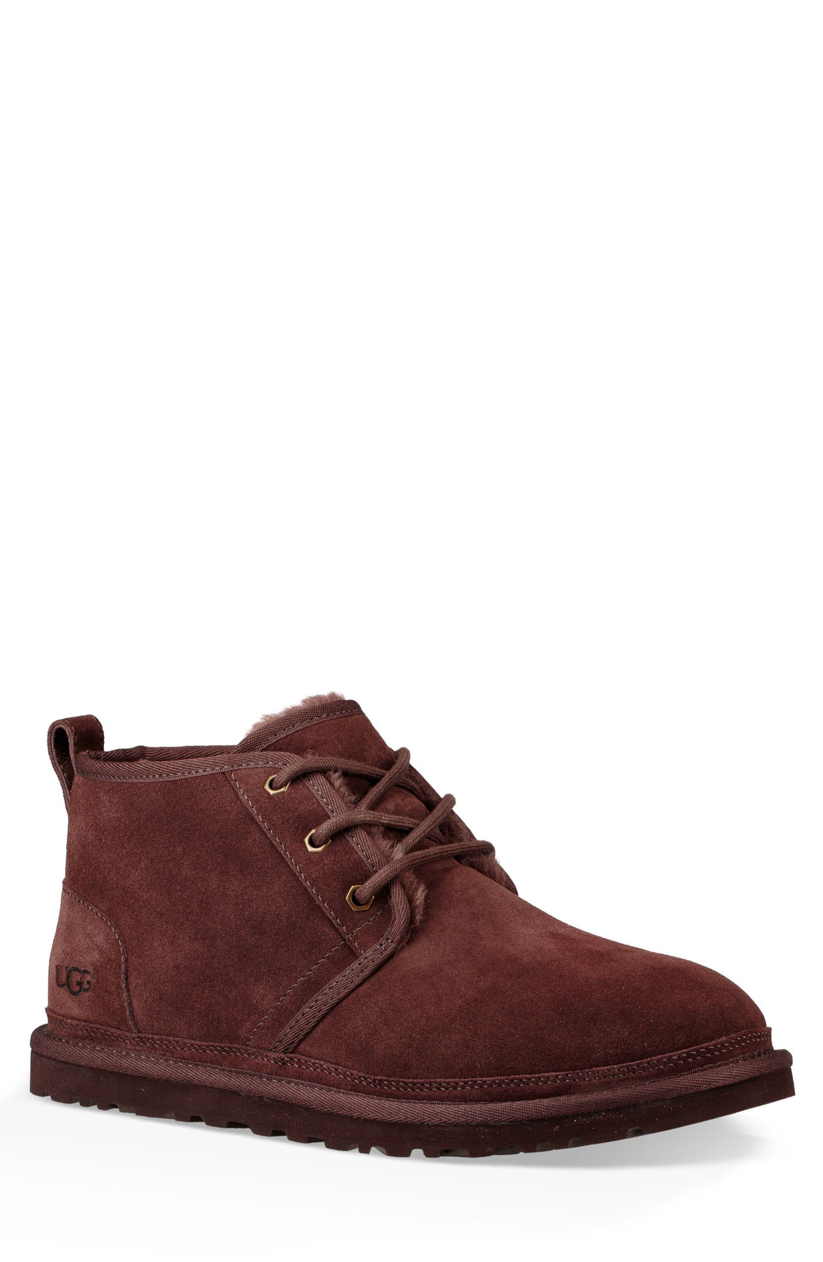 Neumel Chukka Boot,                             Main thumbnail 1, color,                             ESPRESSO SUEDE