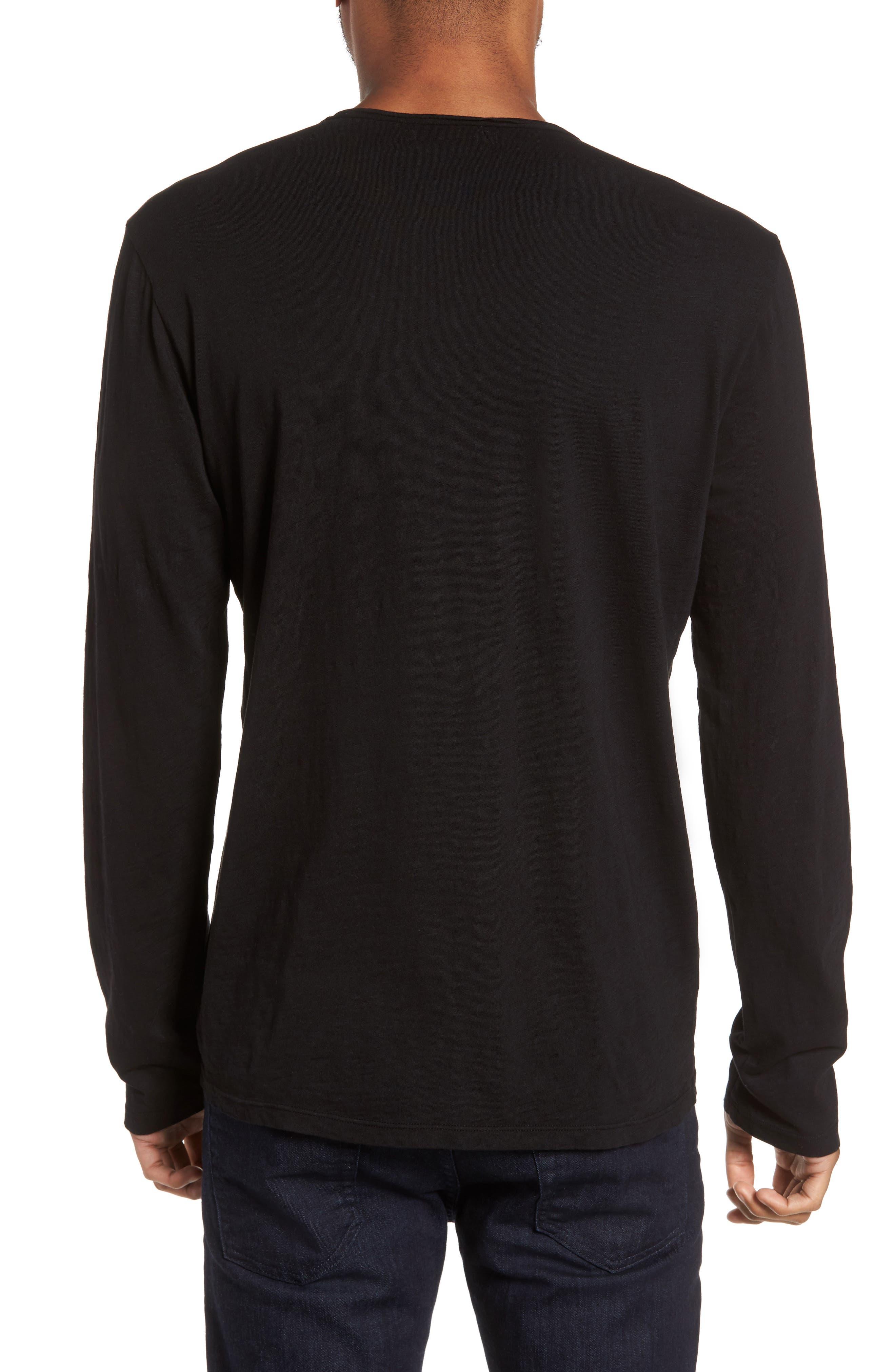 California Graphic Long-Sleeve T-Shirt,                             Alternate thumbnail 2, color,                             001