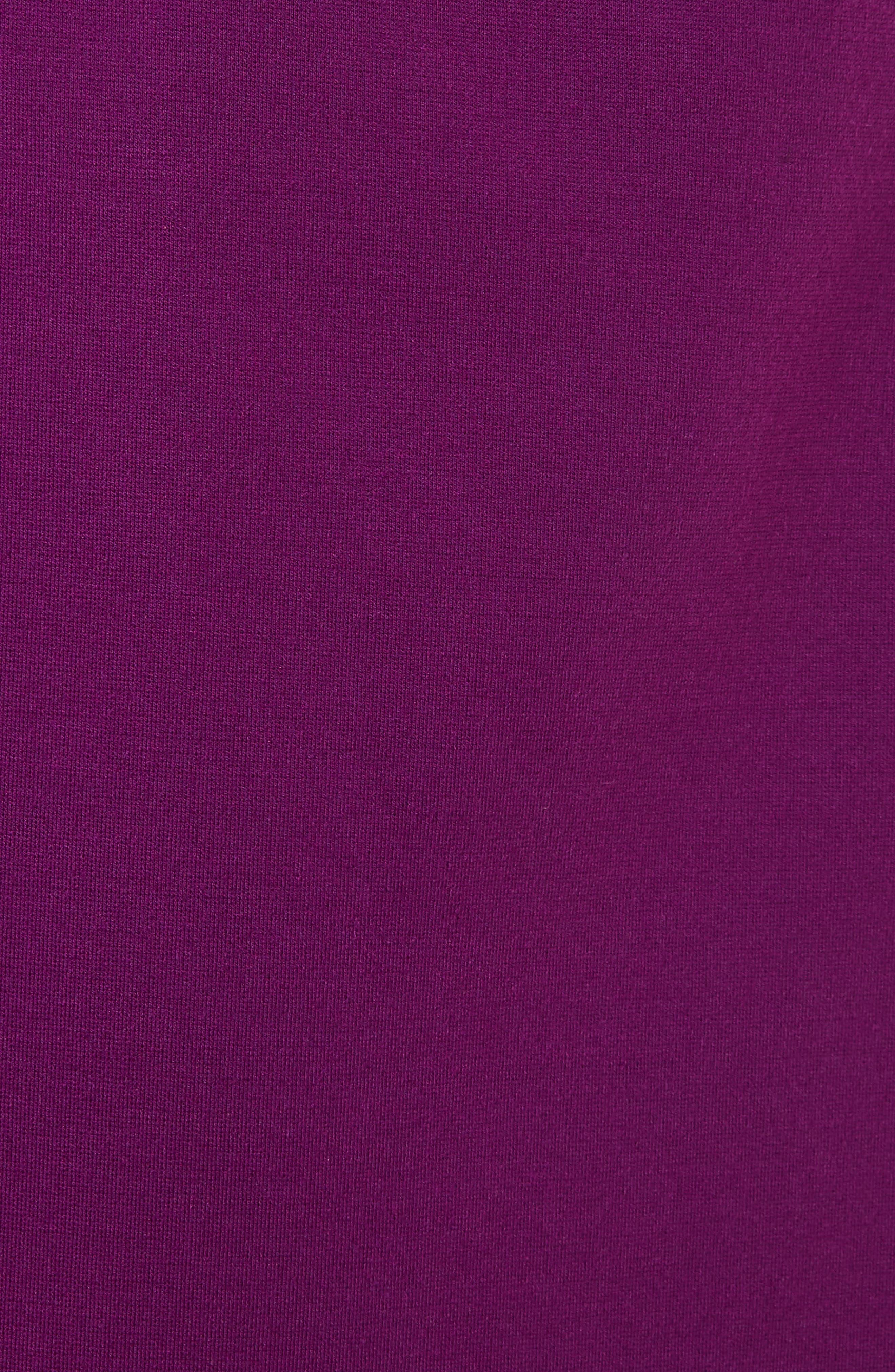 Fidelle Structured Peplum Dress,                             Alternate thumbnail 5, color,                             501
