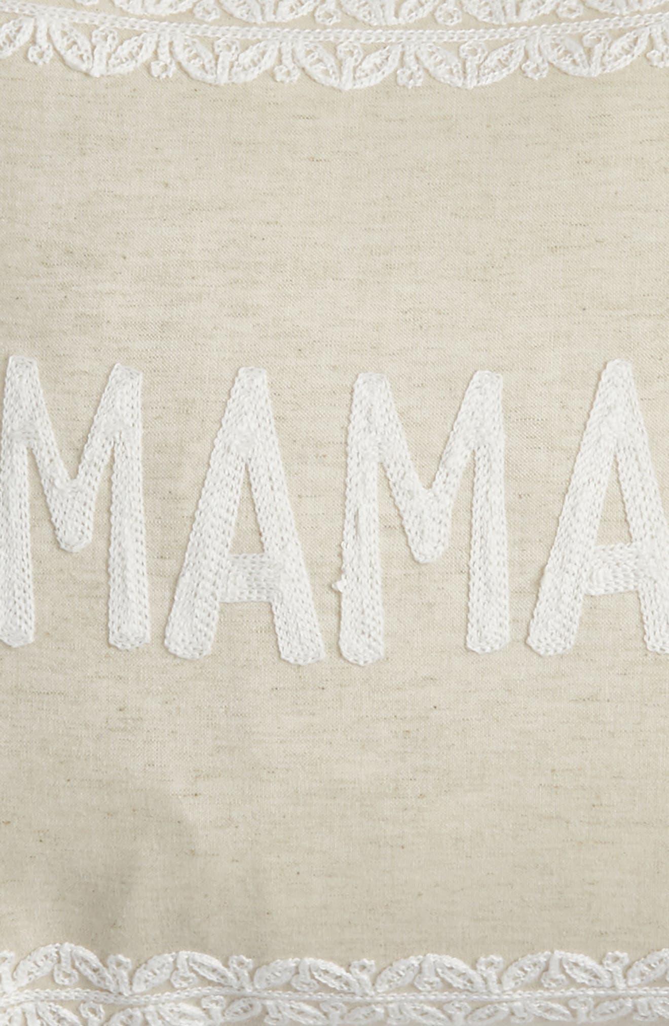 Mamaste Accent Pillow,                             Alternate thumbnail 3, color,                             250