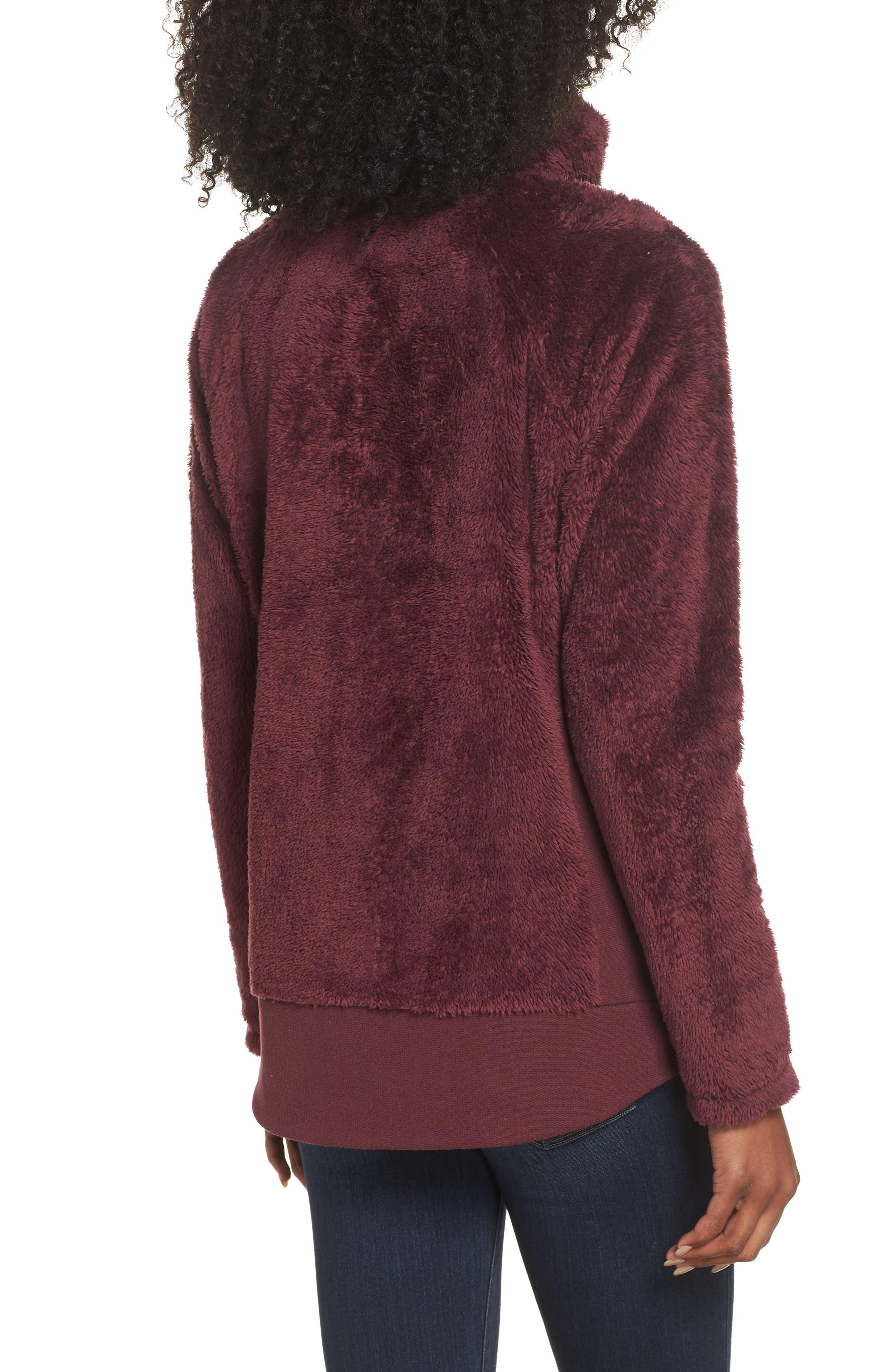 Furry Fleece Jacket,                             Alternate thumbnail 13, color,