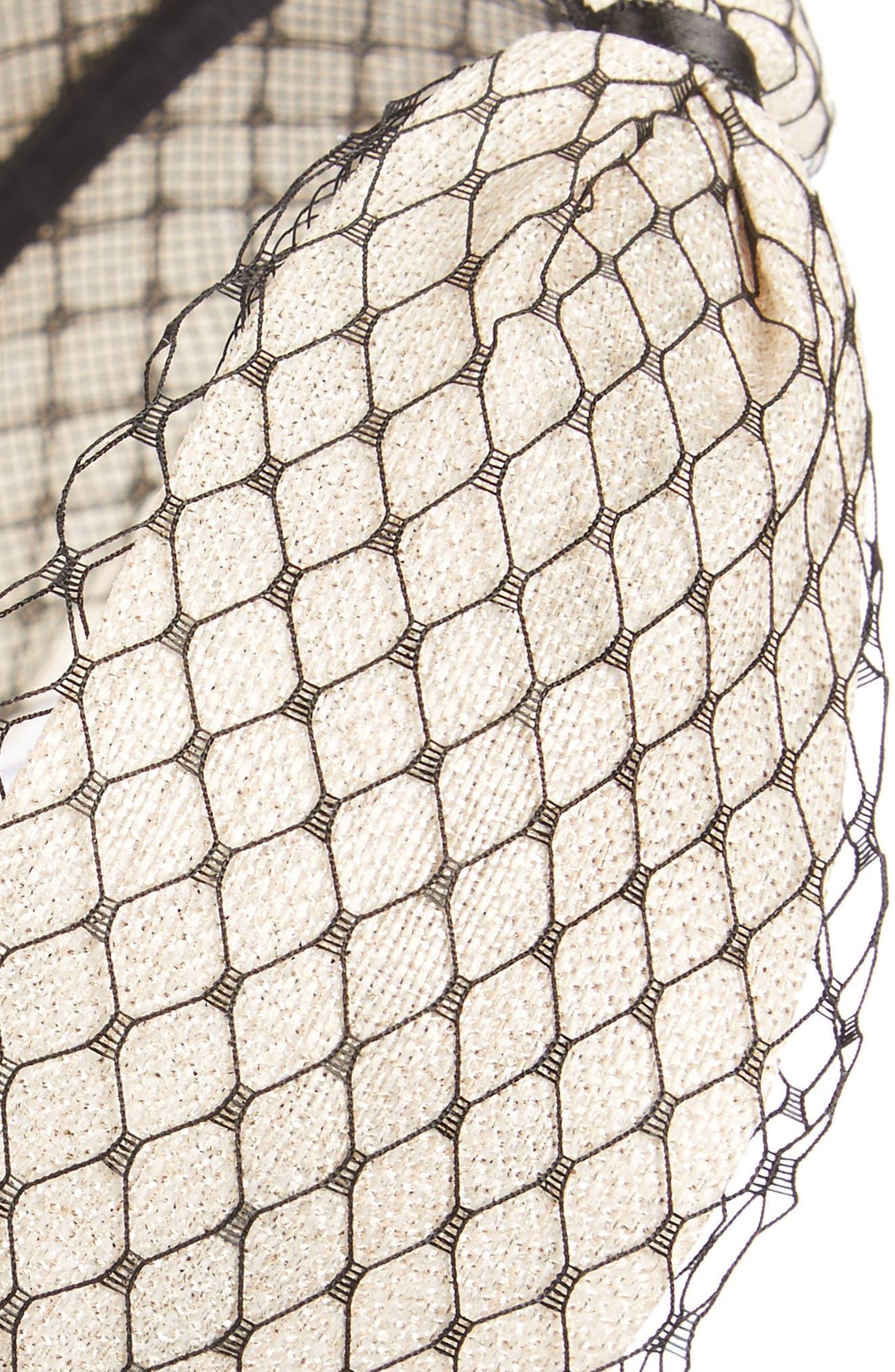 Mesh Headband,                             Alternate thumbnail 6, color,