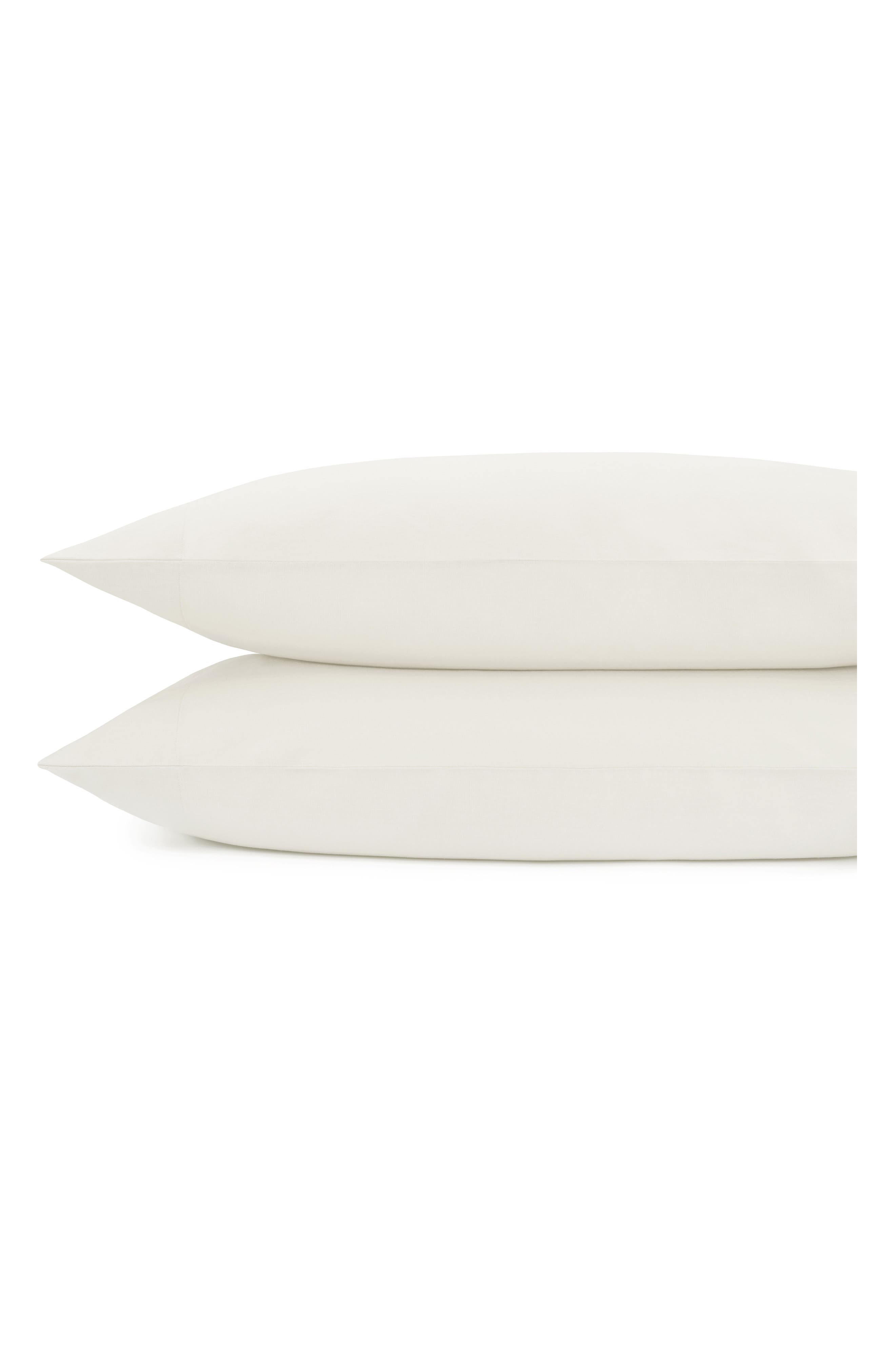 Downtime Percale Pillowcases,                             Main thumbnail 3, color,