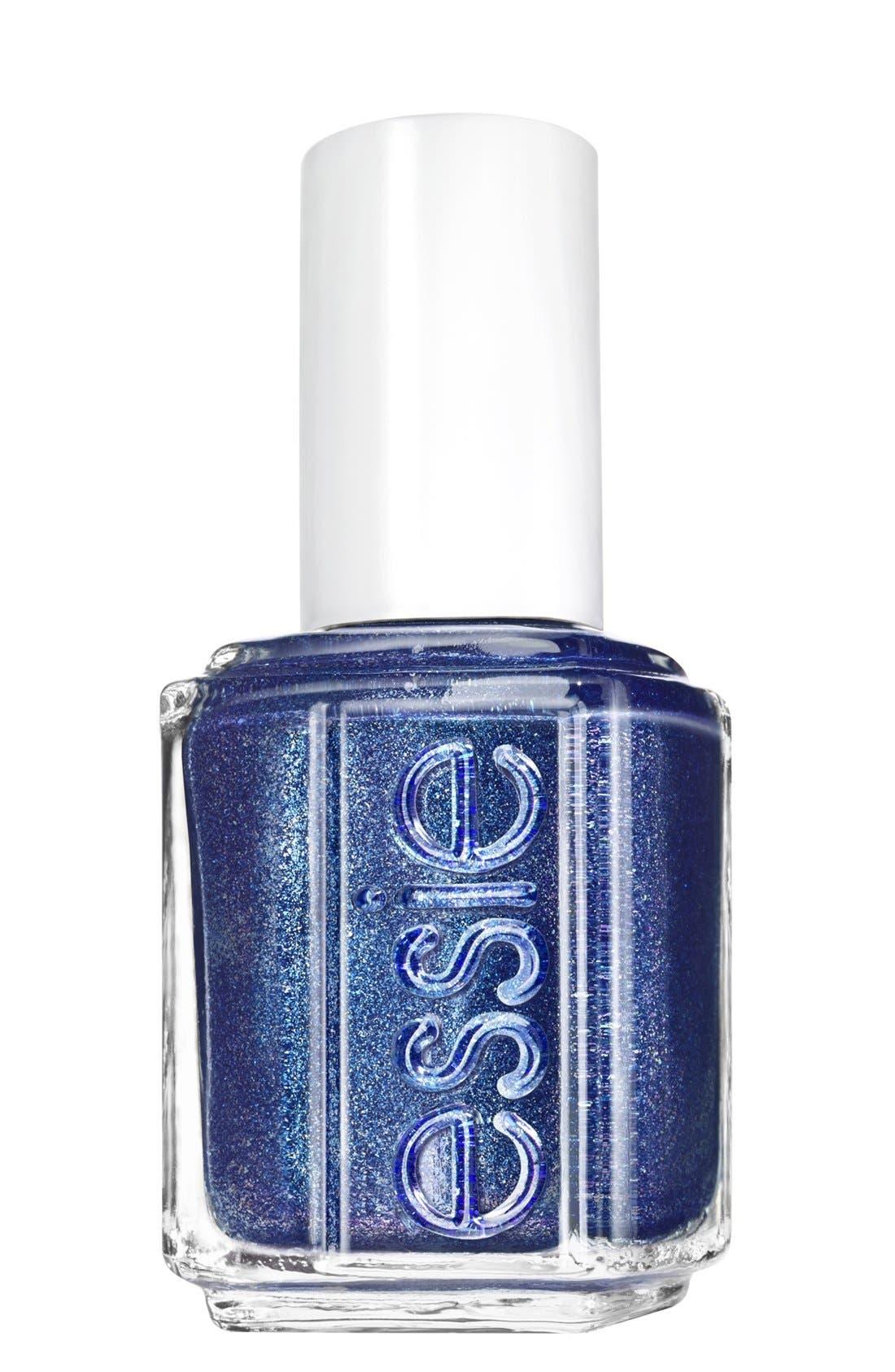 'Encrusted' Nail Polish,                         Main,                         color, 400