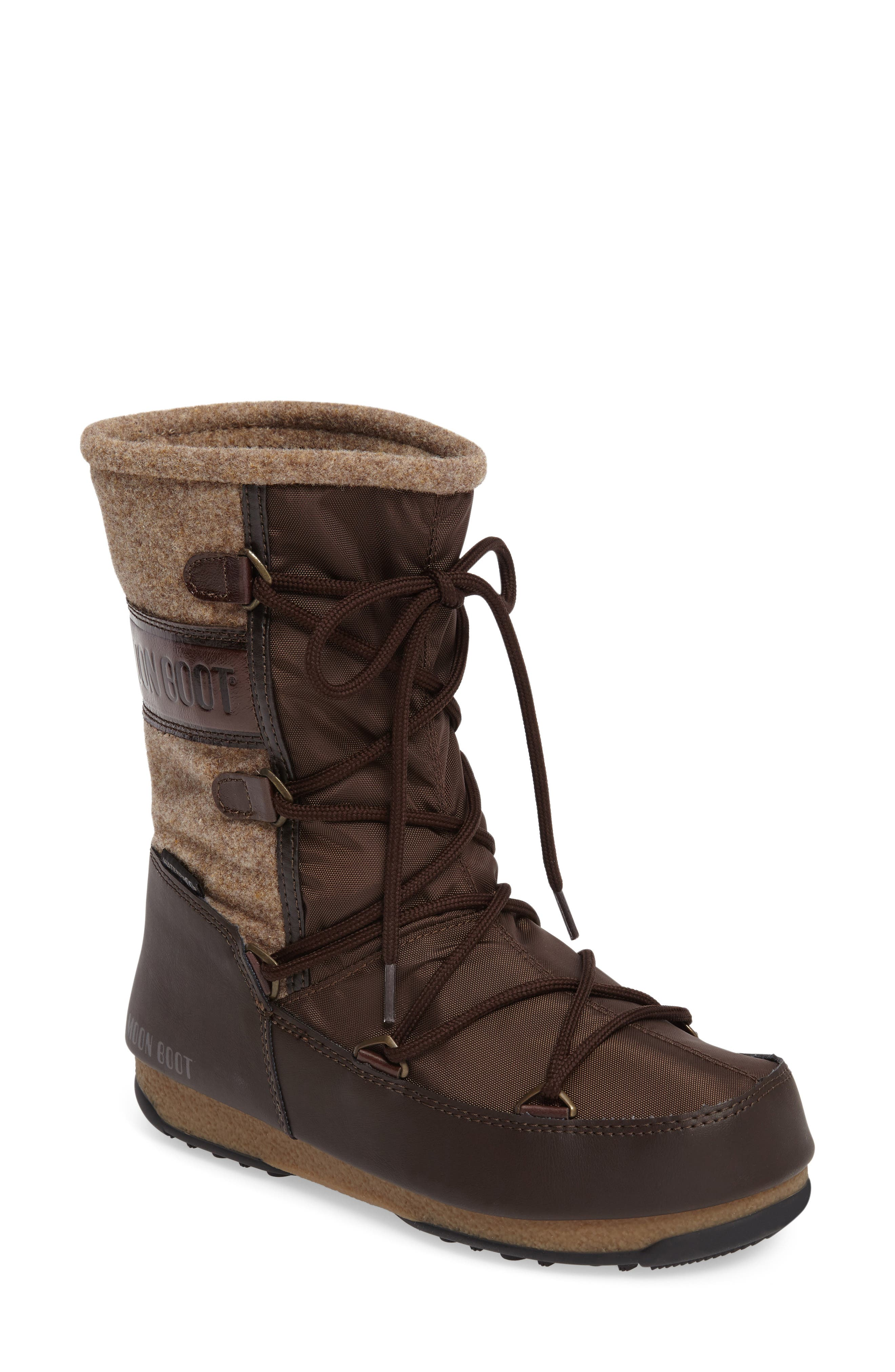 Vienna Waterproof Moon Boot<sup>®</sup>,                             Main thumbnail 2, color,