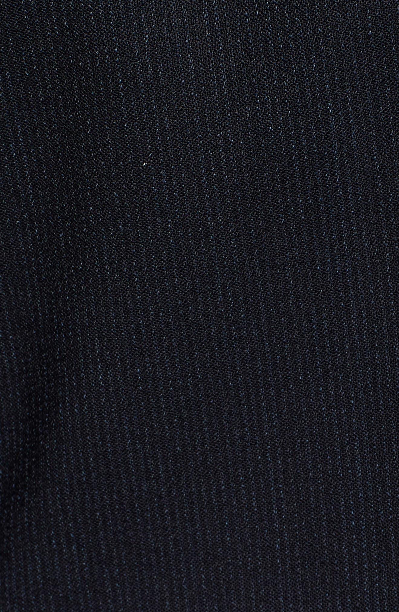 Jamahina Monostripe Stretch Wool Suit Jacket,                             Alternate thumbnail 6, color,                             468