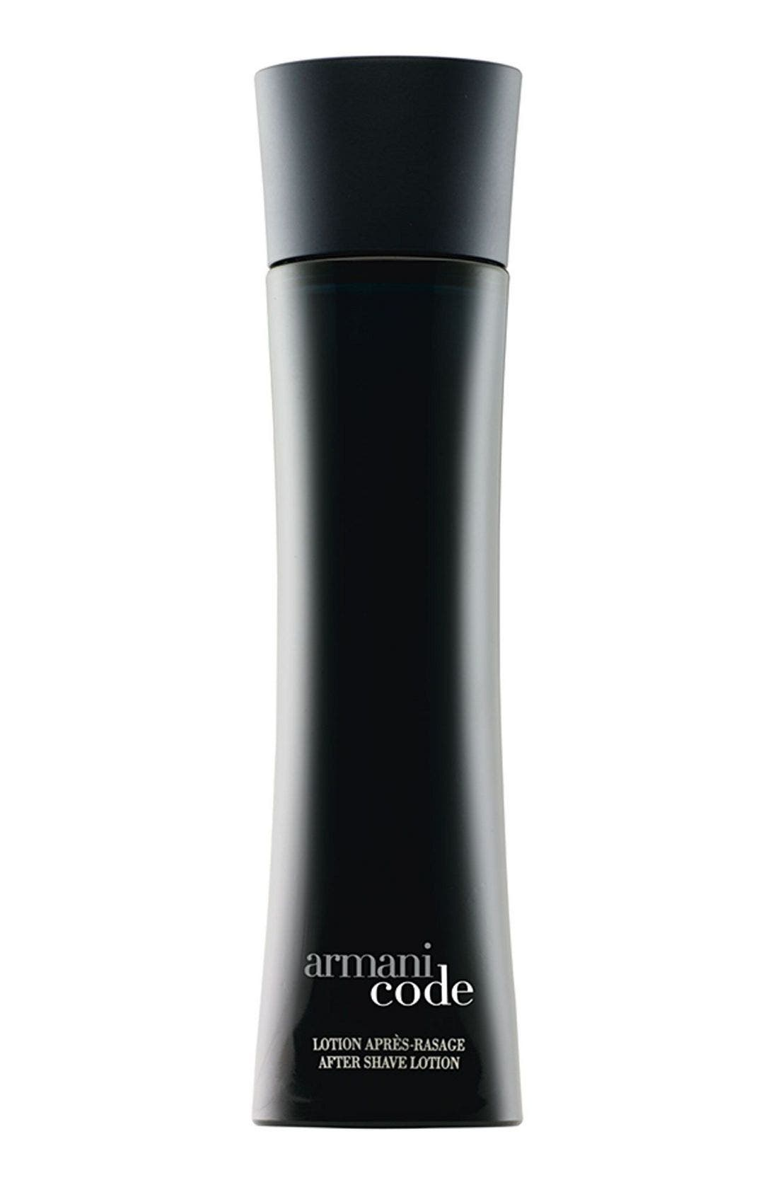 Armani Code After Shave Lotion,                         Main,                         color, NO COLOR