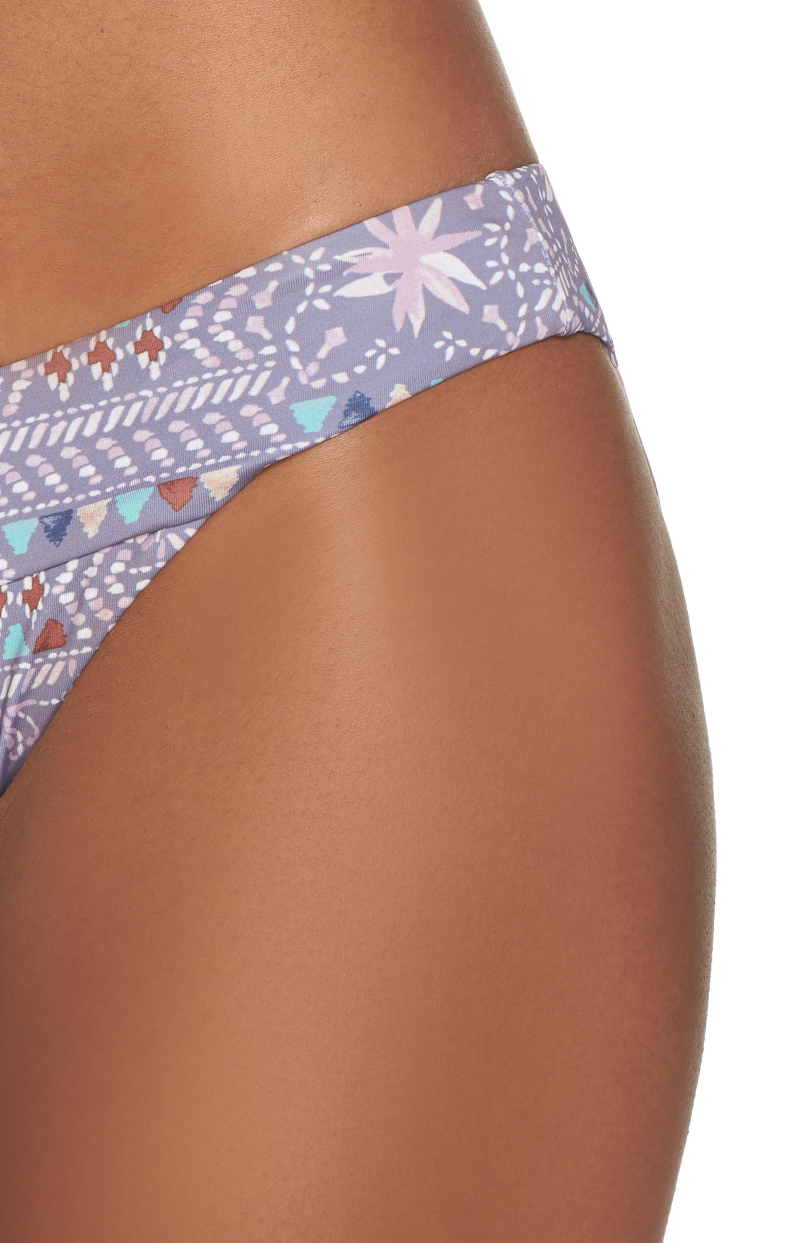 Nanogrip Nireta Bikini Bottoms,                             Alternate thumbnail 4, color,                             506