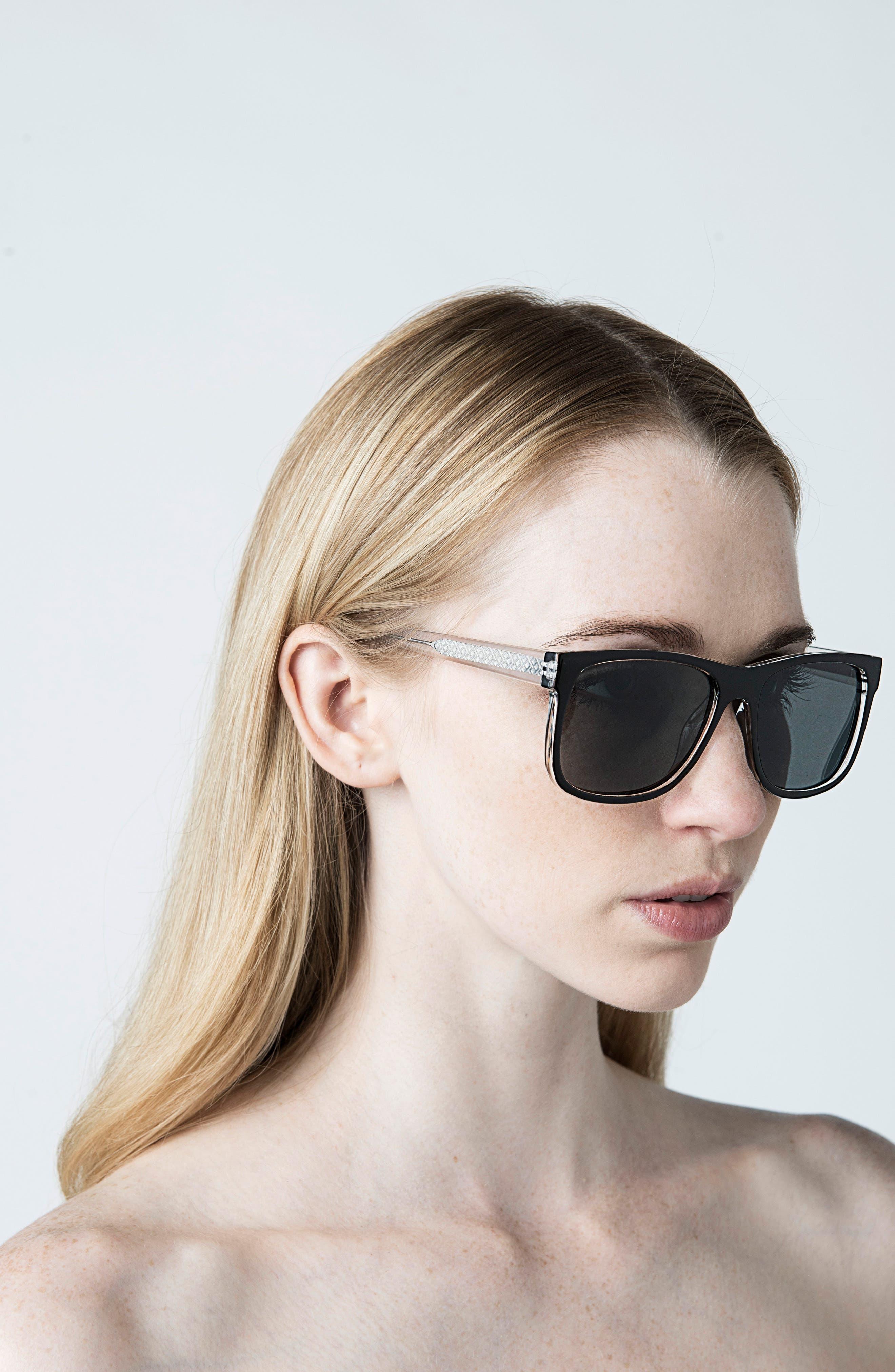 Main 54mm Polarized Sunglasses,                             Alternate thumbnail 8, color,