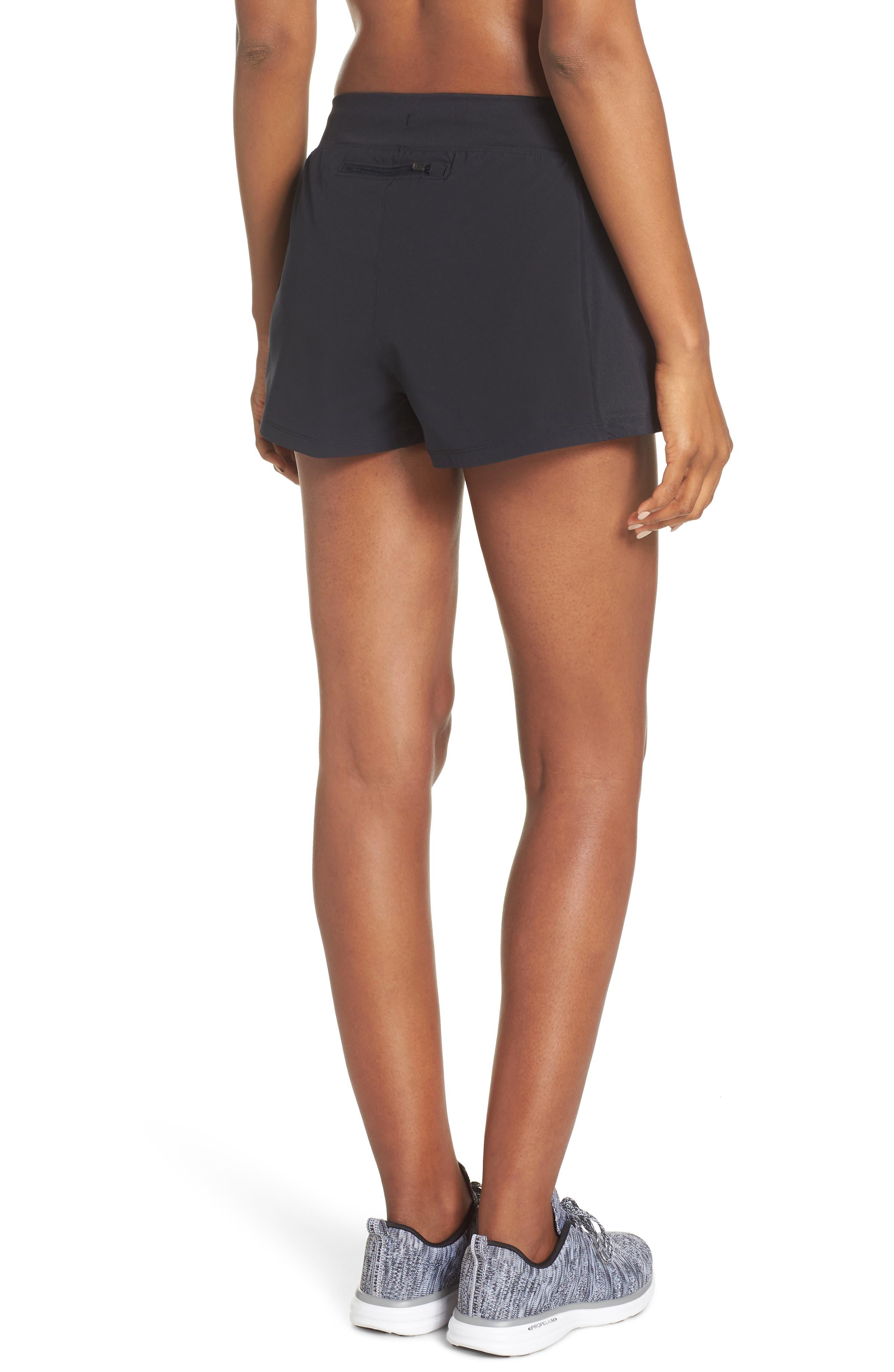 Speedpocket Shorts,                             Alternate thumbnail 2, color,                             BLACK/ BLACK/ REFLECTIVE