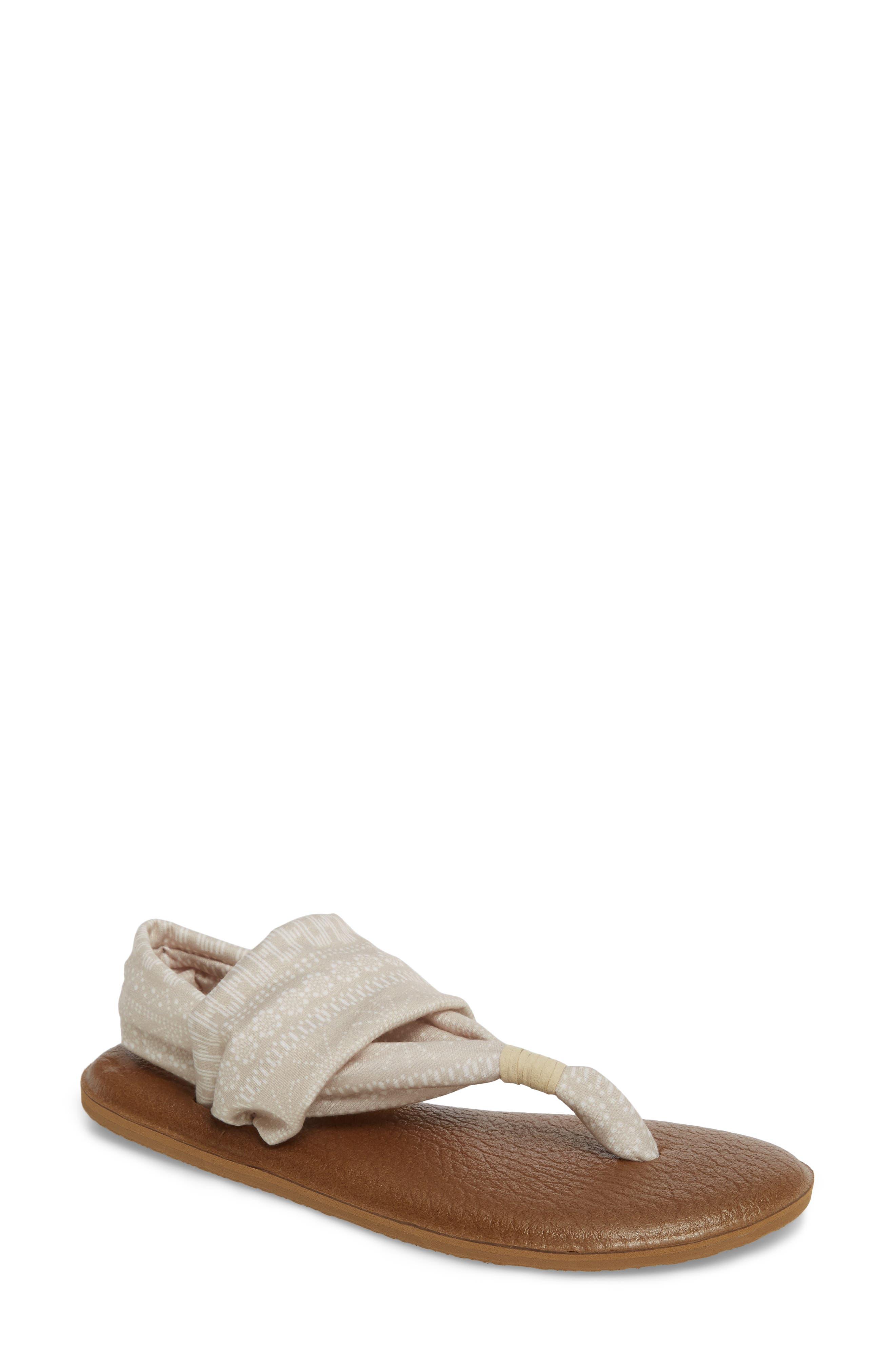 'Yoga Sling 2' Sandal,                             Main thumbnail 4, color,