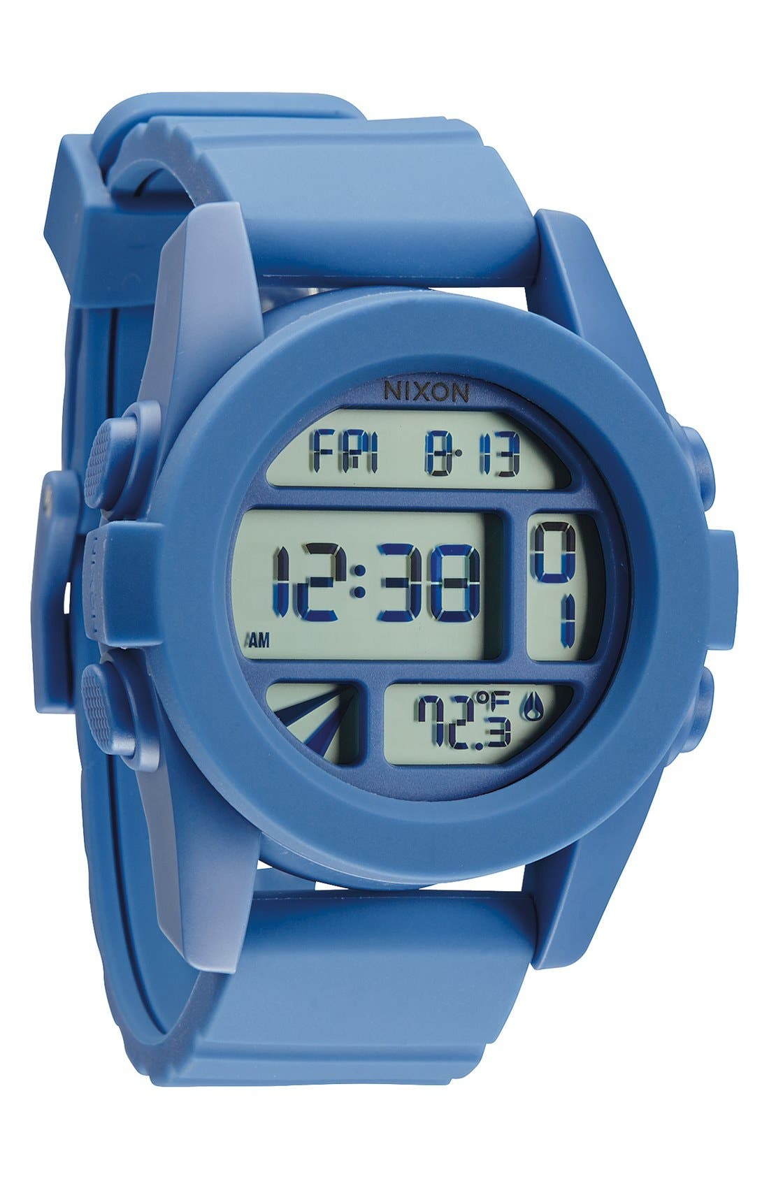 'The Unit' Round Digital Watch, 44mm,                             Alternate thumbnail 26, color,