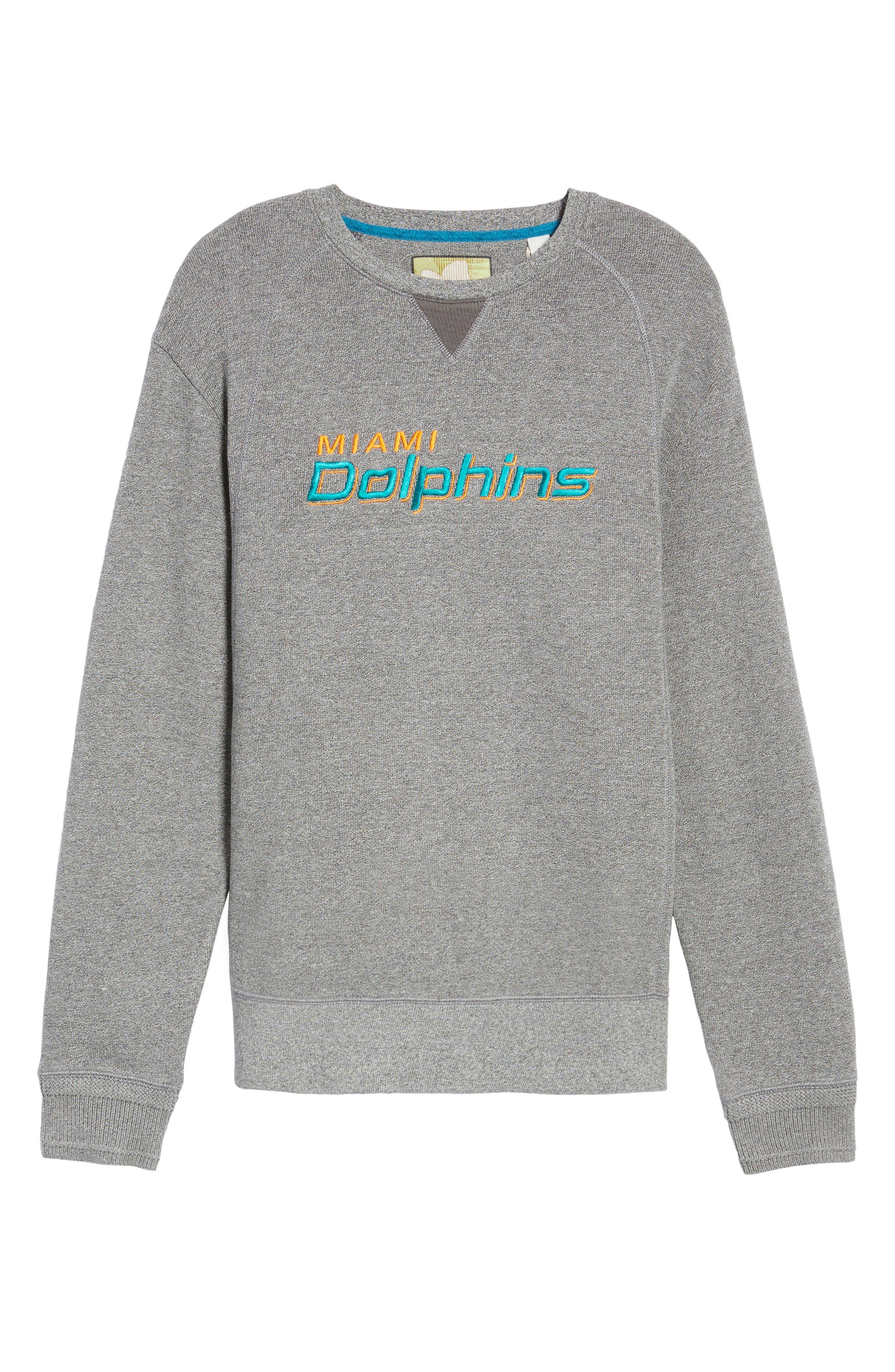 NFL Stitch of Liberty Embroidered Crewneck Sweatshirt,                             Alternate thumbnail 165, color,