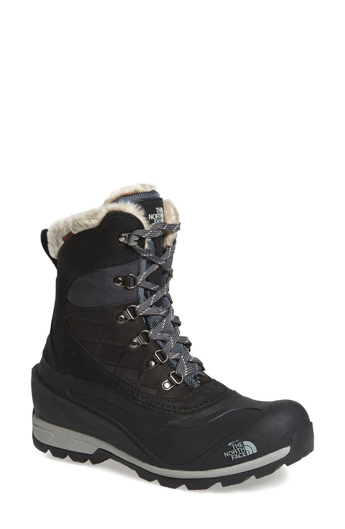 'Chilkat 400' Waterproof PrimaLoft<sup>®</sup> Insulated Boot,                             Main thumbnail 2, color,