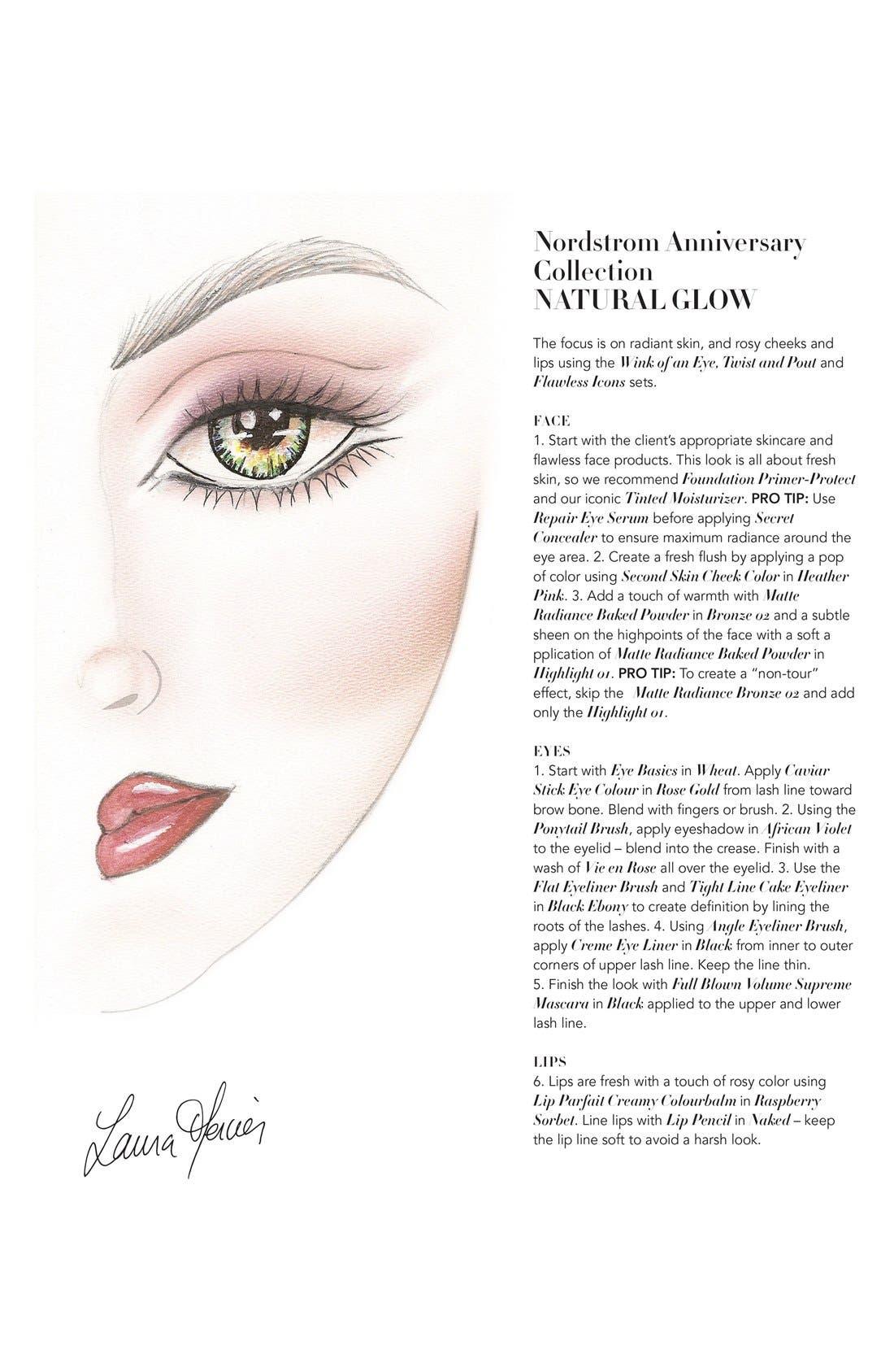 'Flawless Icons' Eye & Cheek Palette,                             Alternate thumbnail 3, color,                             000