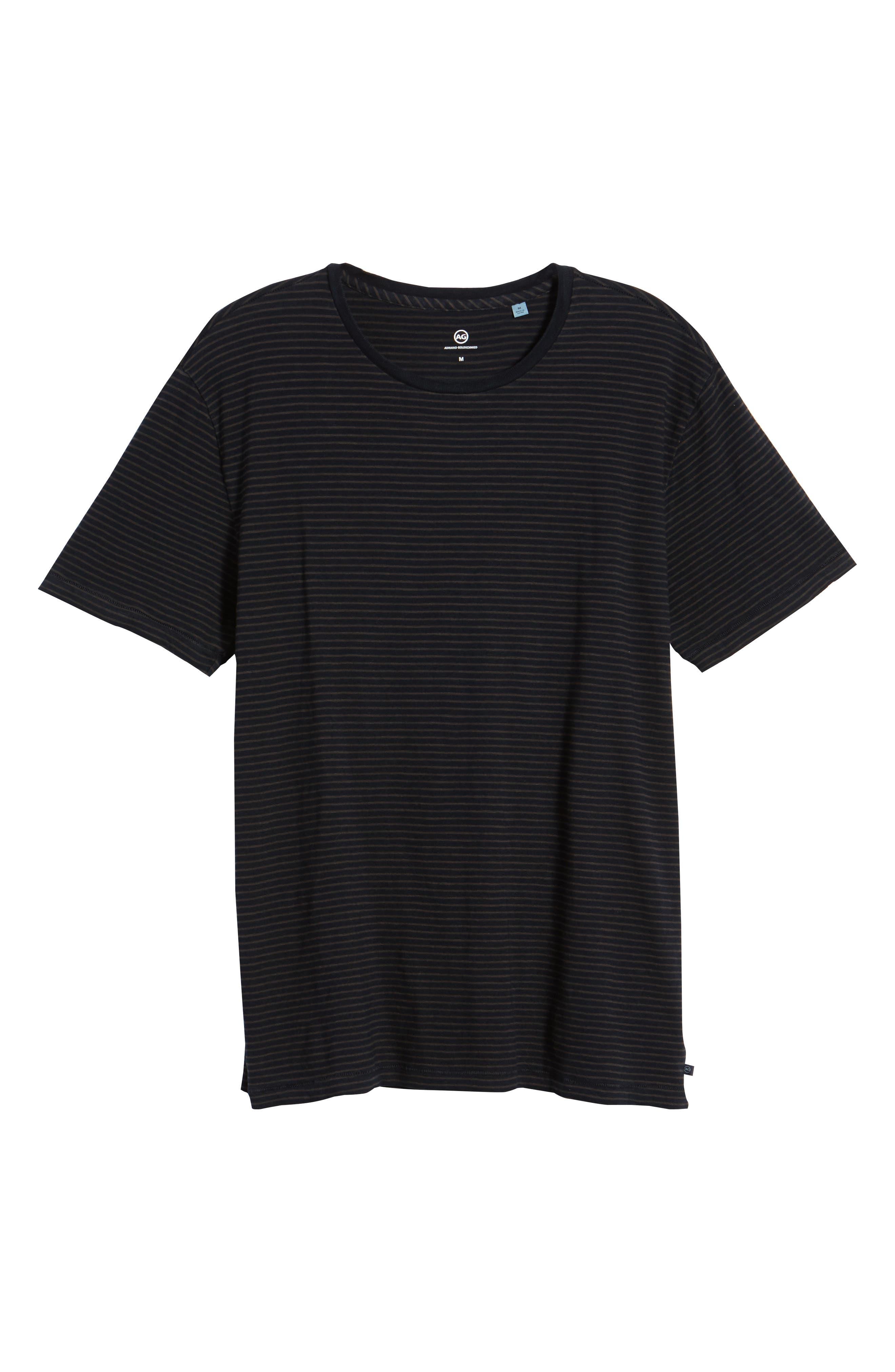Julian Slim Fit Crewneck Shirt,                             Alternate thumbnail 16, color,