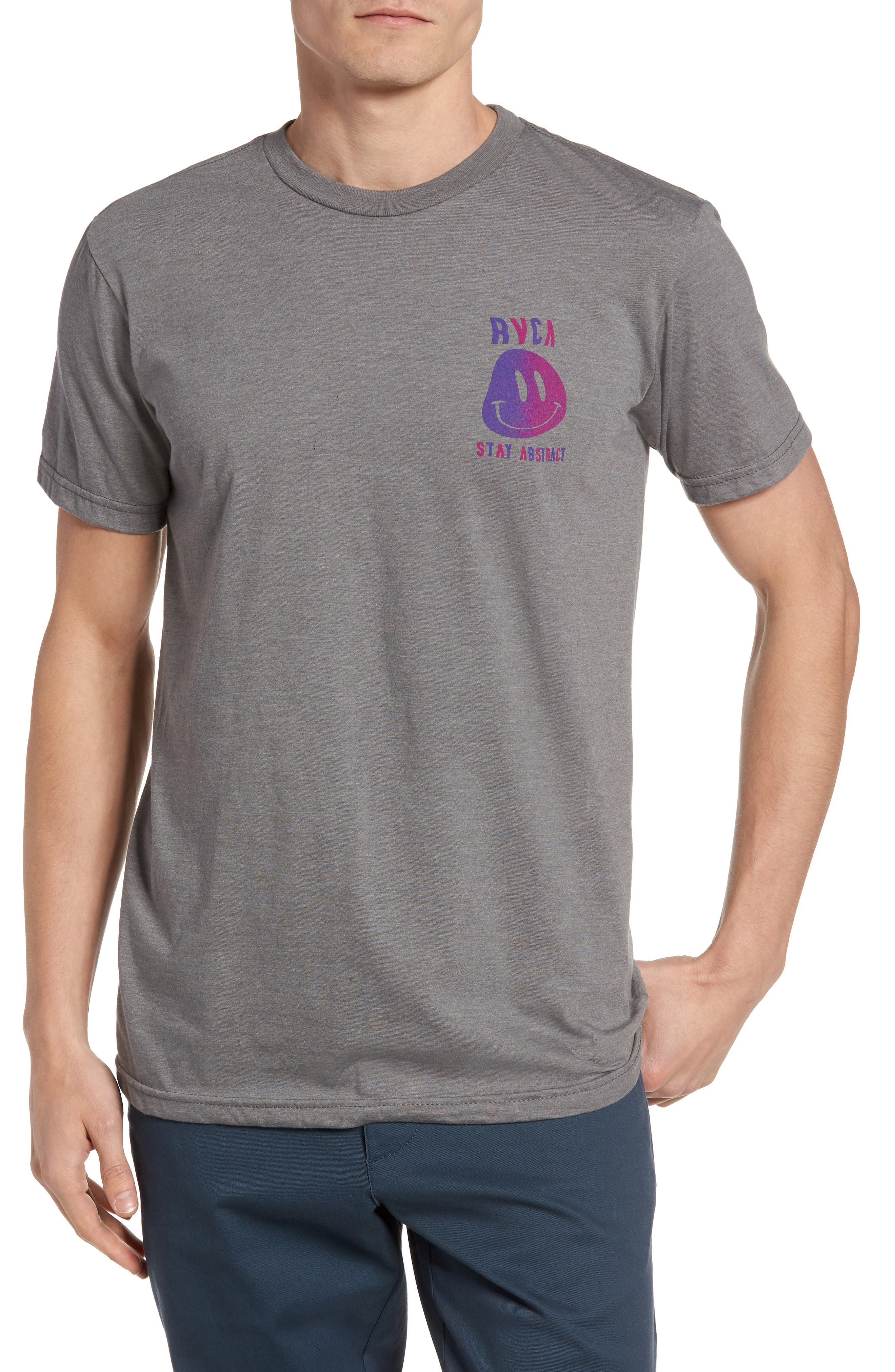 Stay Abstract Graphic T-Shirt,                             Main thumbnail 1, color,                             051