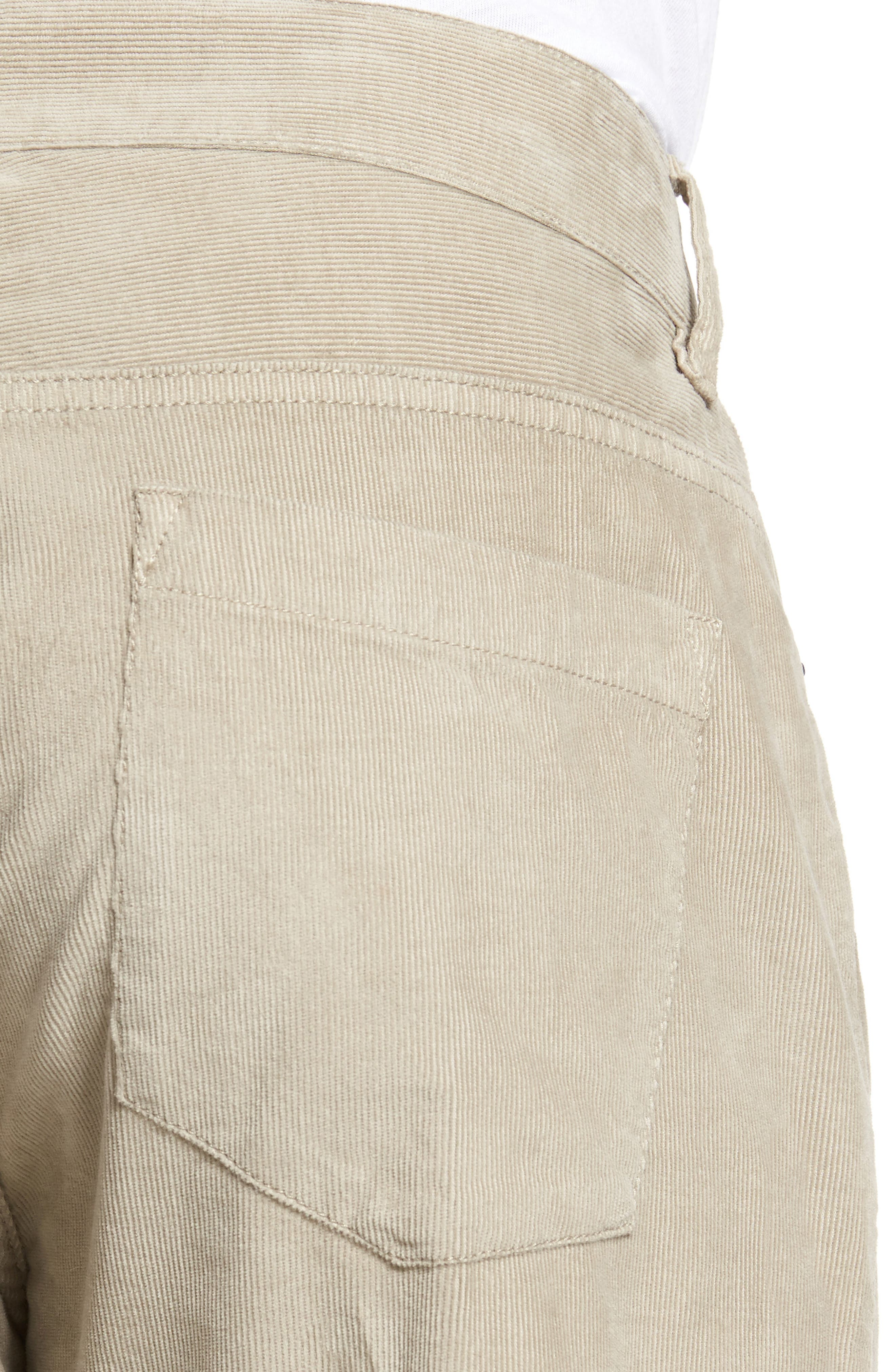 Redonda Stretch Corduroy Trousers,                             Alternate thumbnail 4, color,                             252
