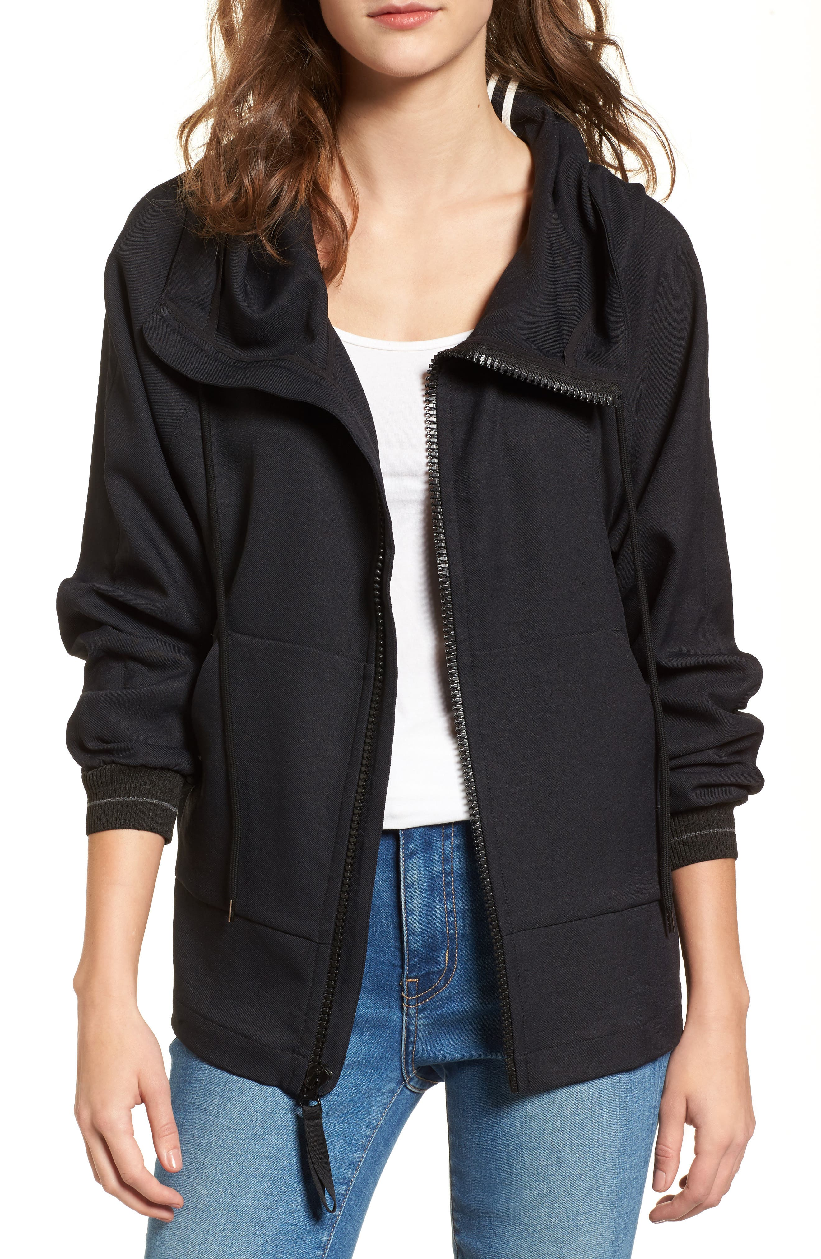 Side Snap Jacket,                         Main,                         color, 001