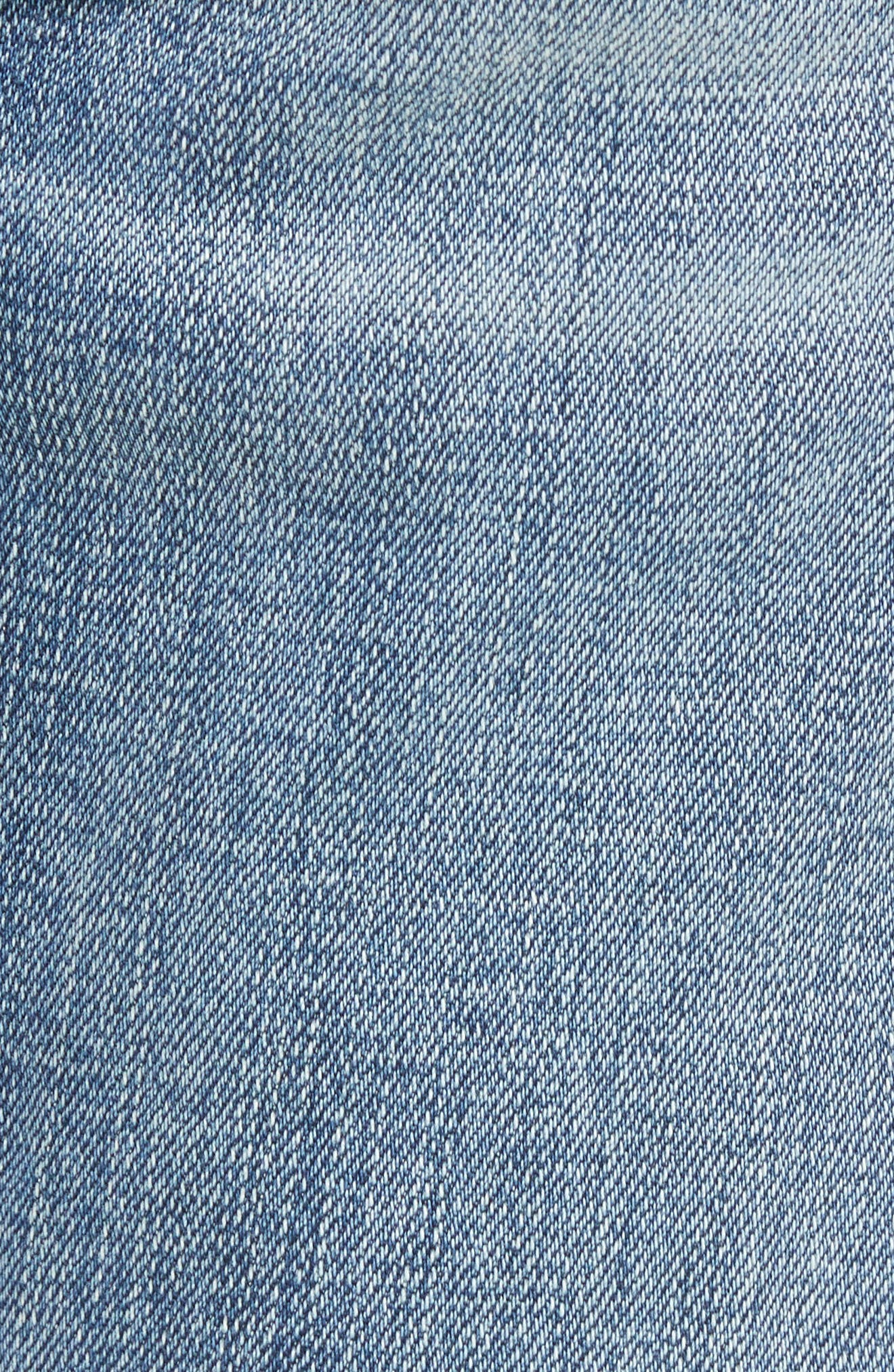 Wooster Slim Fit Jeans,                             Alternate thumbnail 5, color,                             LION NIGHT