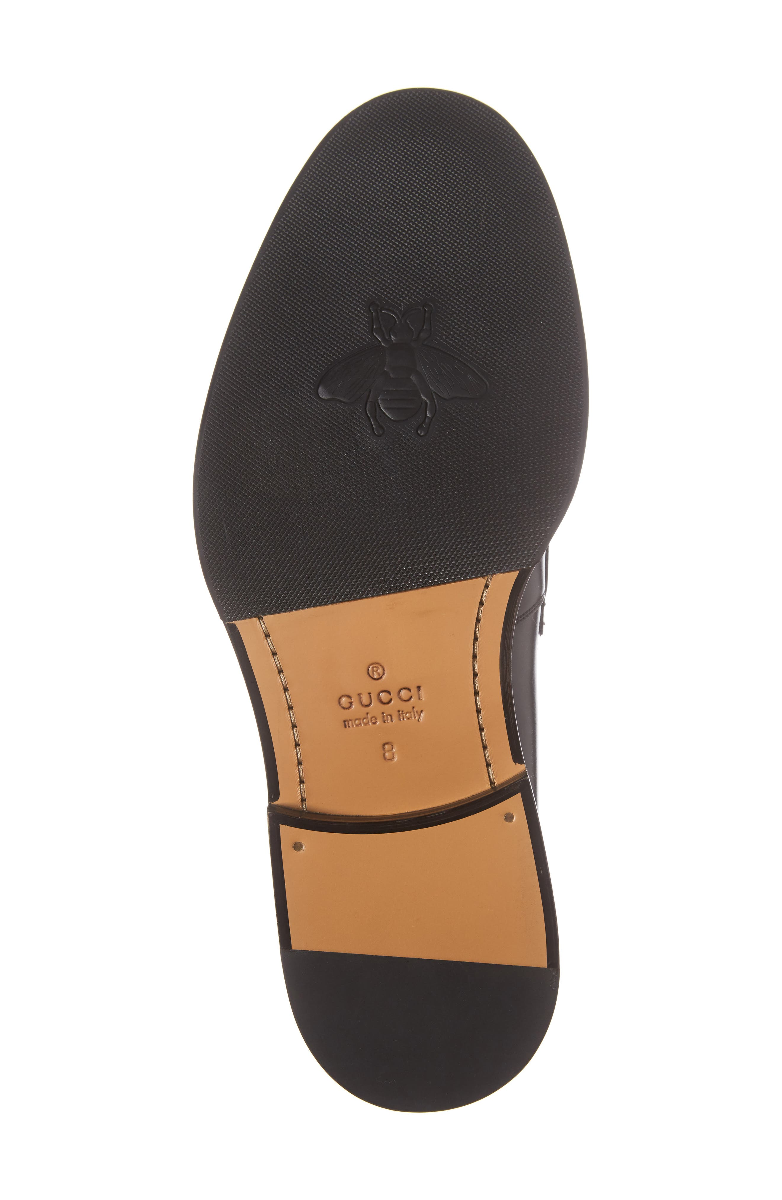 GUCCI,                             Beyond Penny Loafer,                             Alternate thumbnail 6, color,                             007