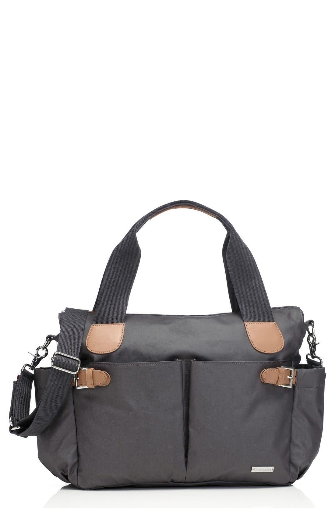 'Kay' Diaper Bag,                         Main,                         color, 030