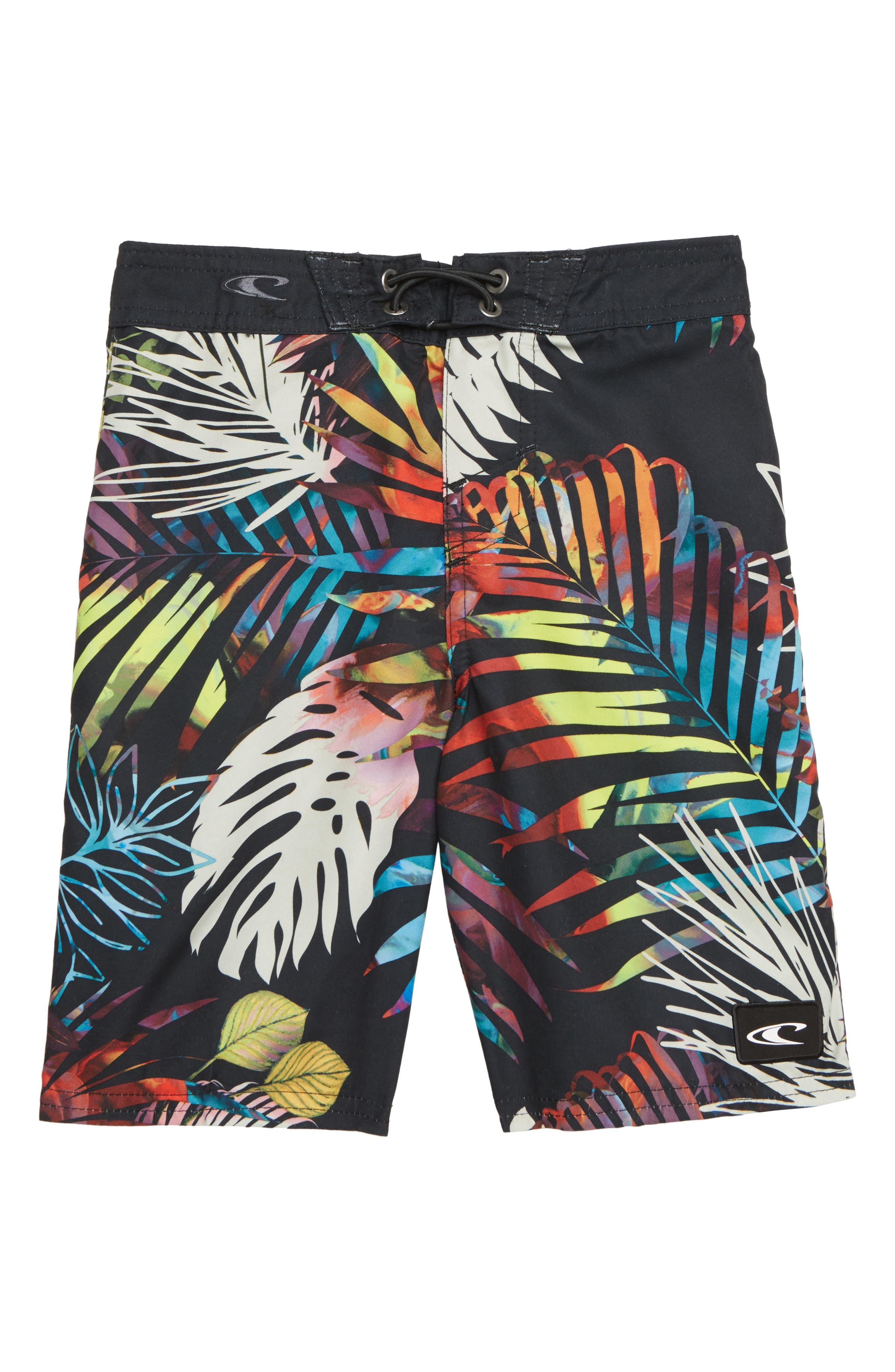 Mondaze Board Shorts,                             Main thumbnail 1, color,                             MULTI