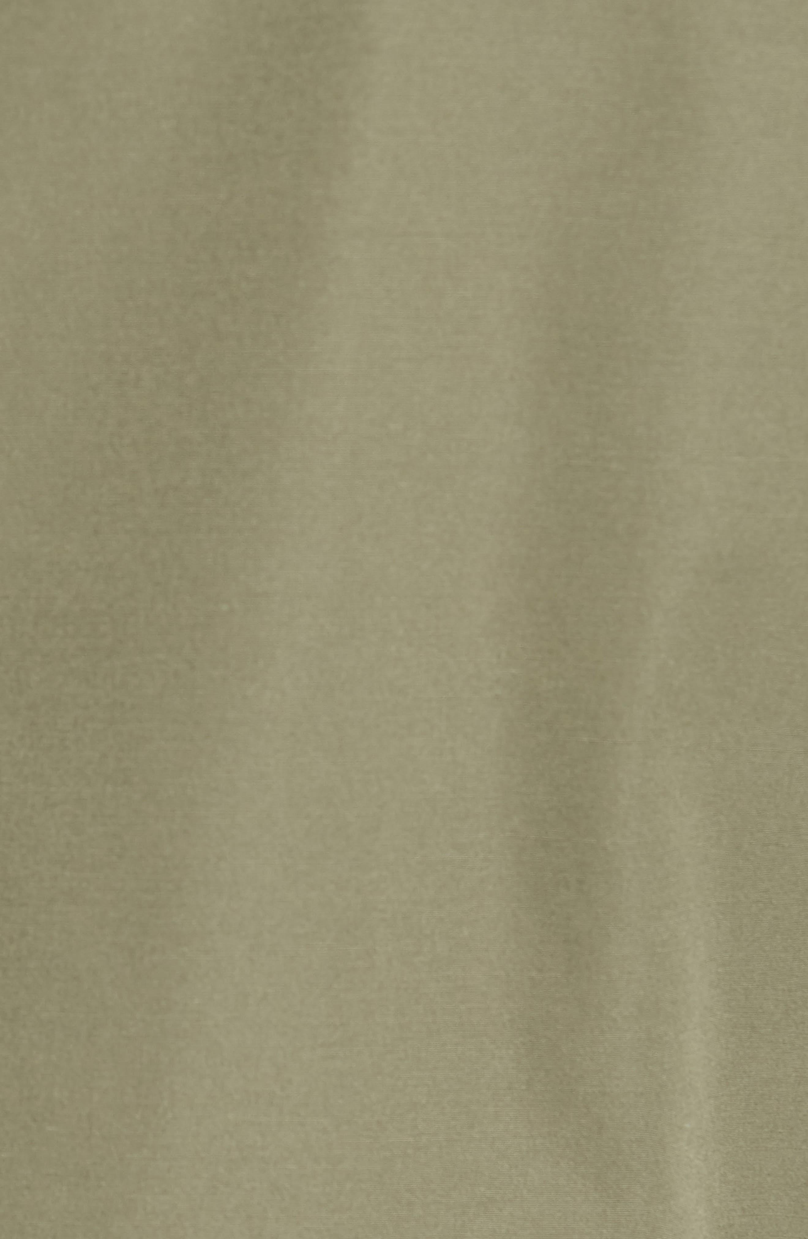 Water-Repellent Zip Front Jacket,                             Alternate thumbnail 6, color,                             374