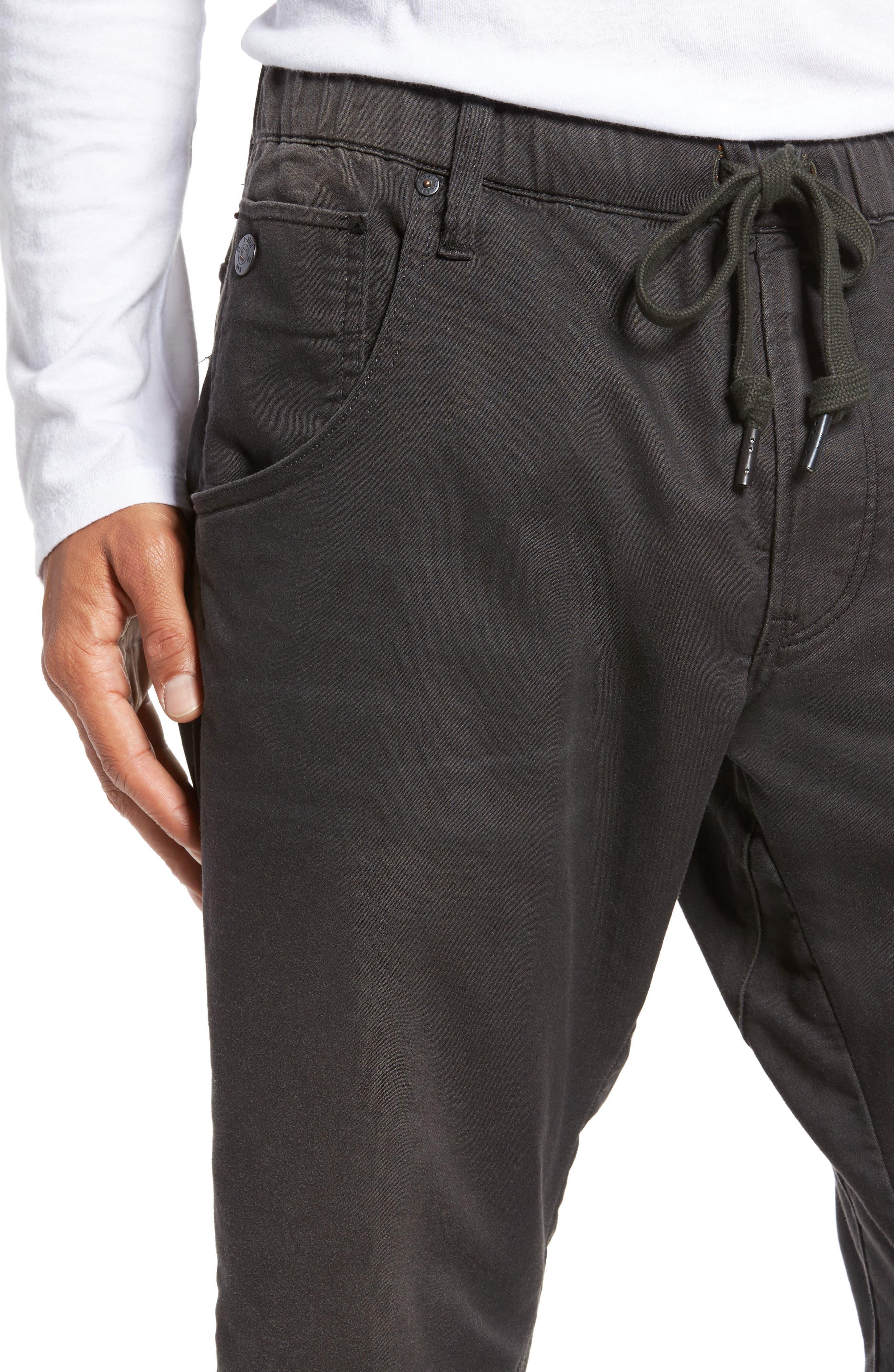 Arc 3D Sport Tapered Fit Jogger Pants,                             Alternate thumbnail 4, color,                             020